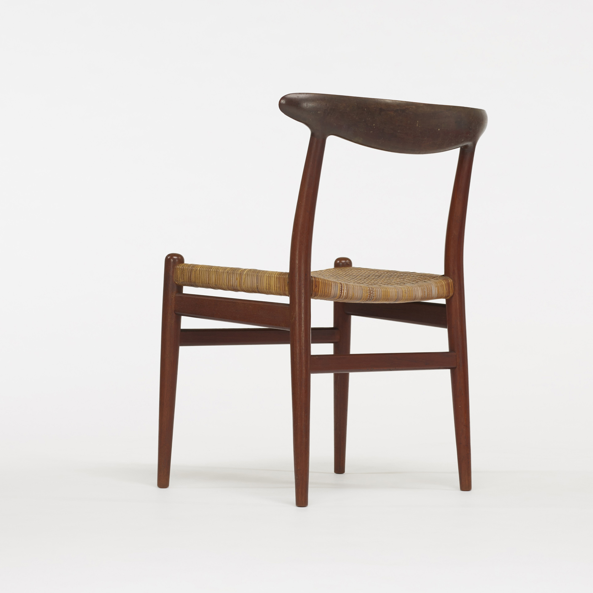 272: Hans J. Wegner / dining chairs, set of eight (5 of 5)