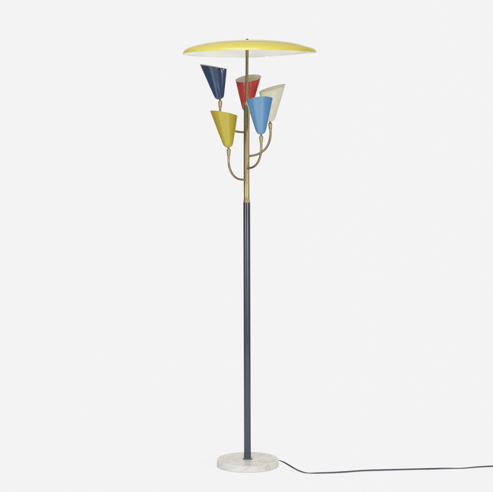 273: Italian / floor lamp (1 of 2)