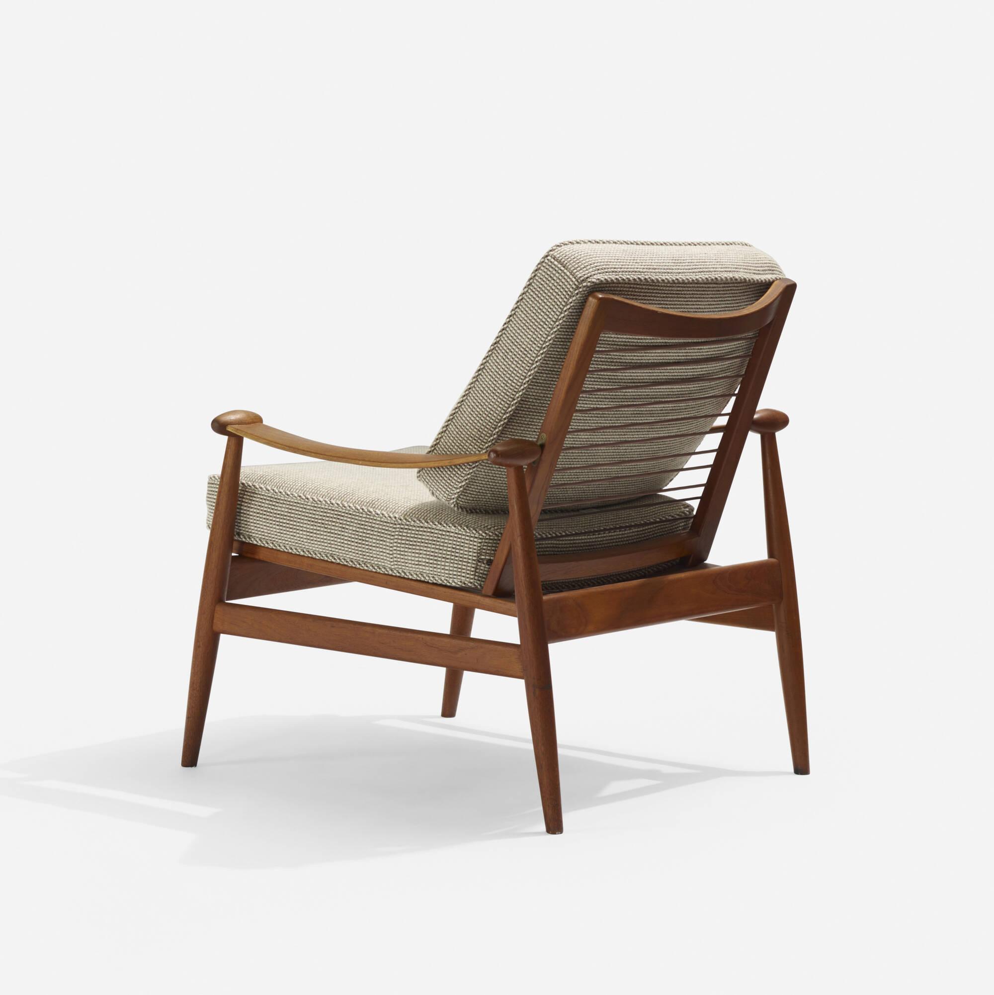 273: Finn Juhl / lounge chair (2 of 3)