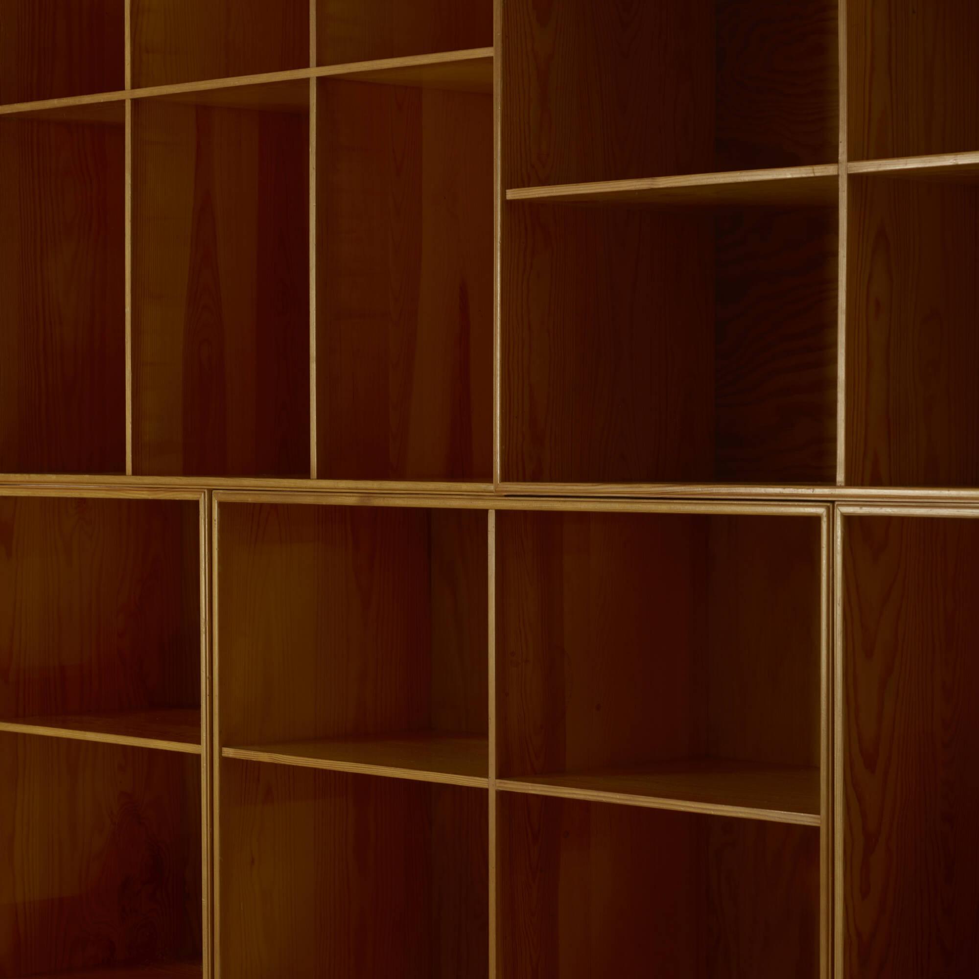273: Mogens Koch / bookcases, set of twelve (3 of 4)
