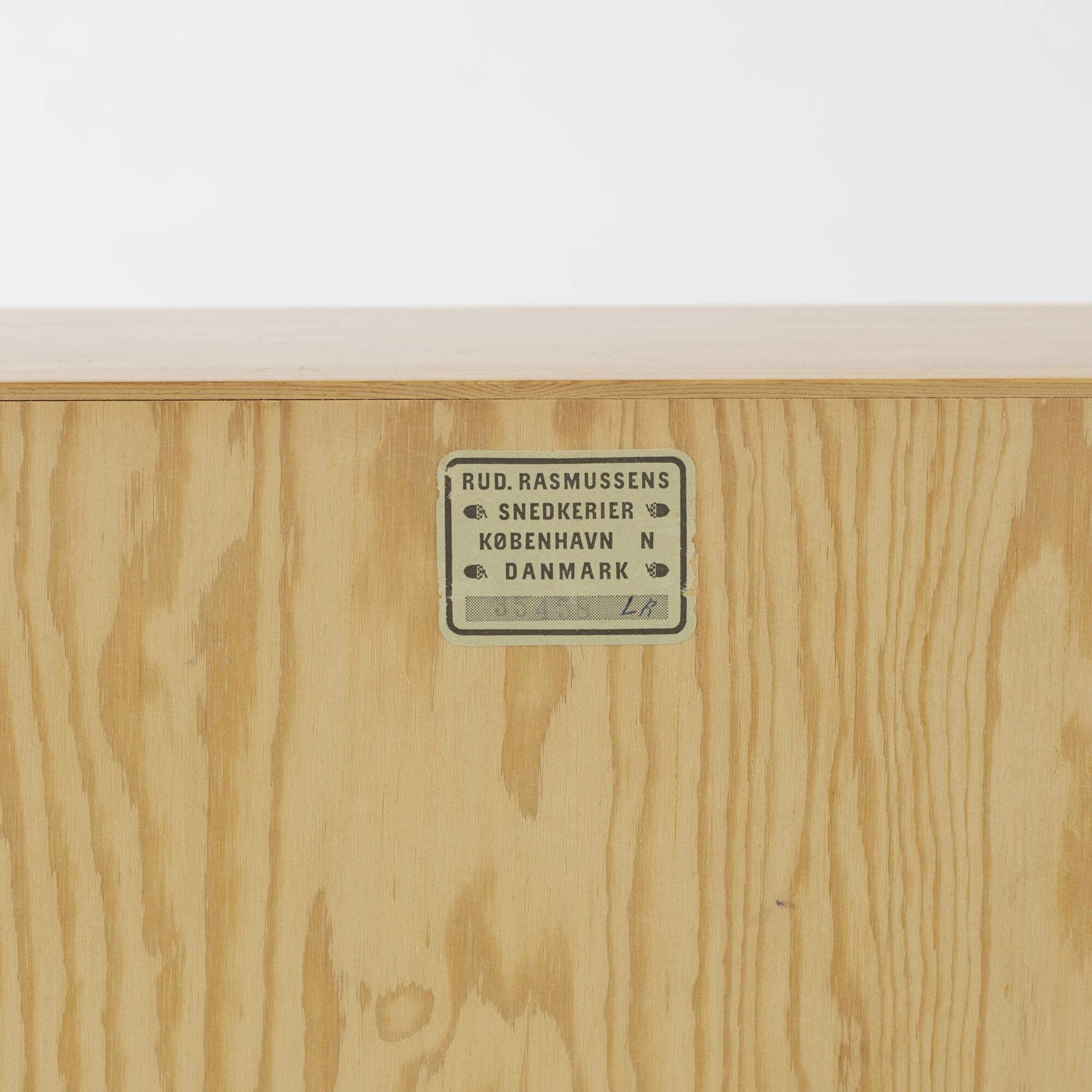 273: Mogens Koch / bookcases, set of twelve (4 of 4)