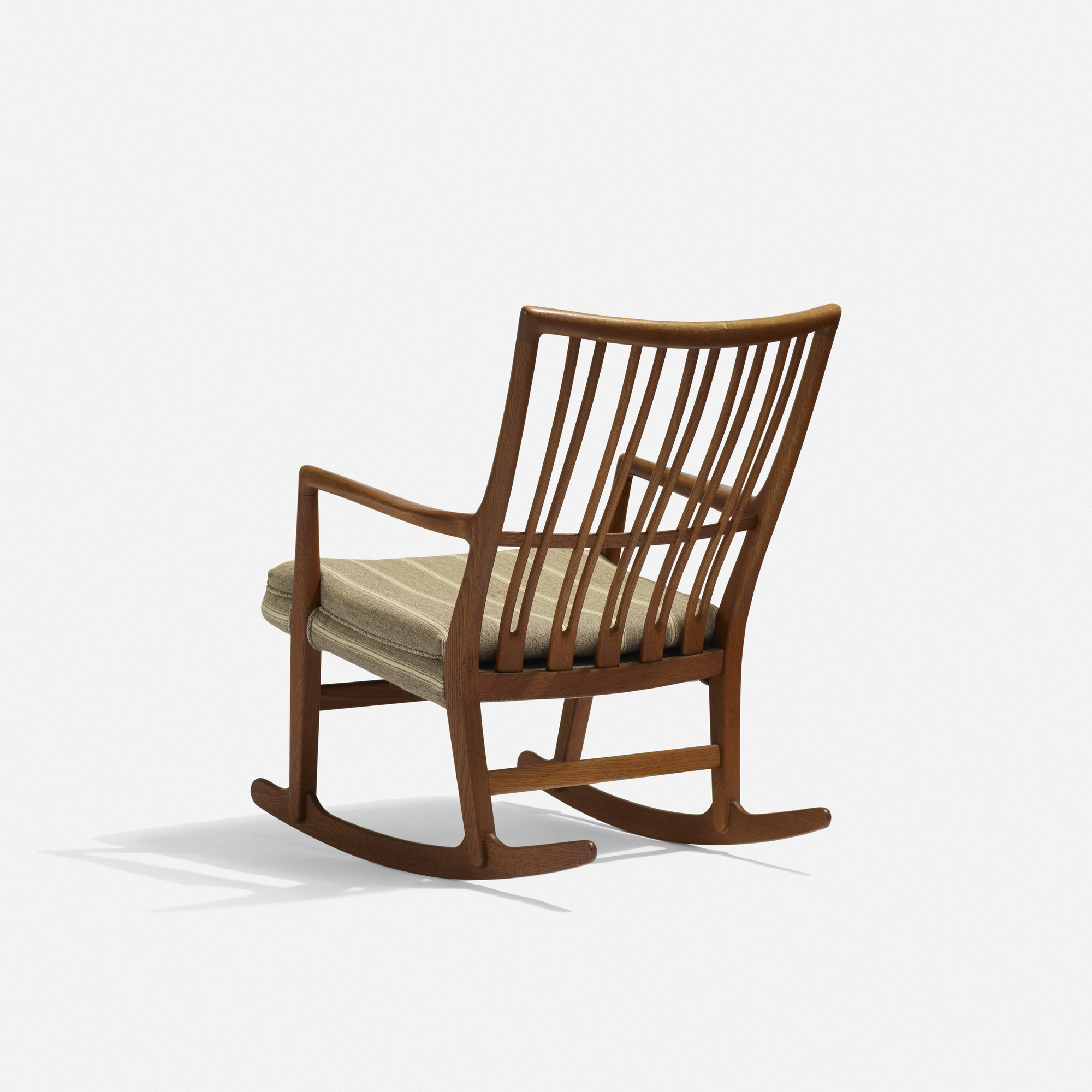 Delicieux 274: Hans J. Wegner / Rocking Chair (1 Of 3)