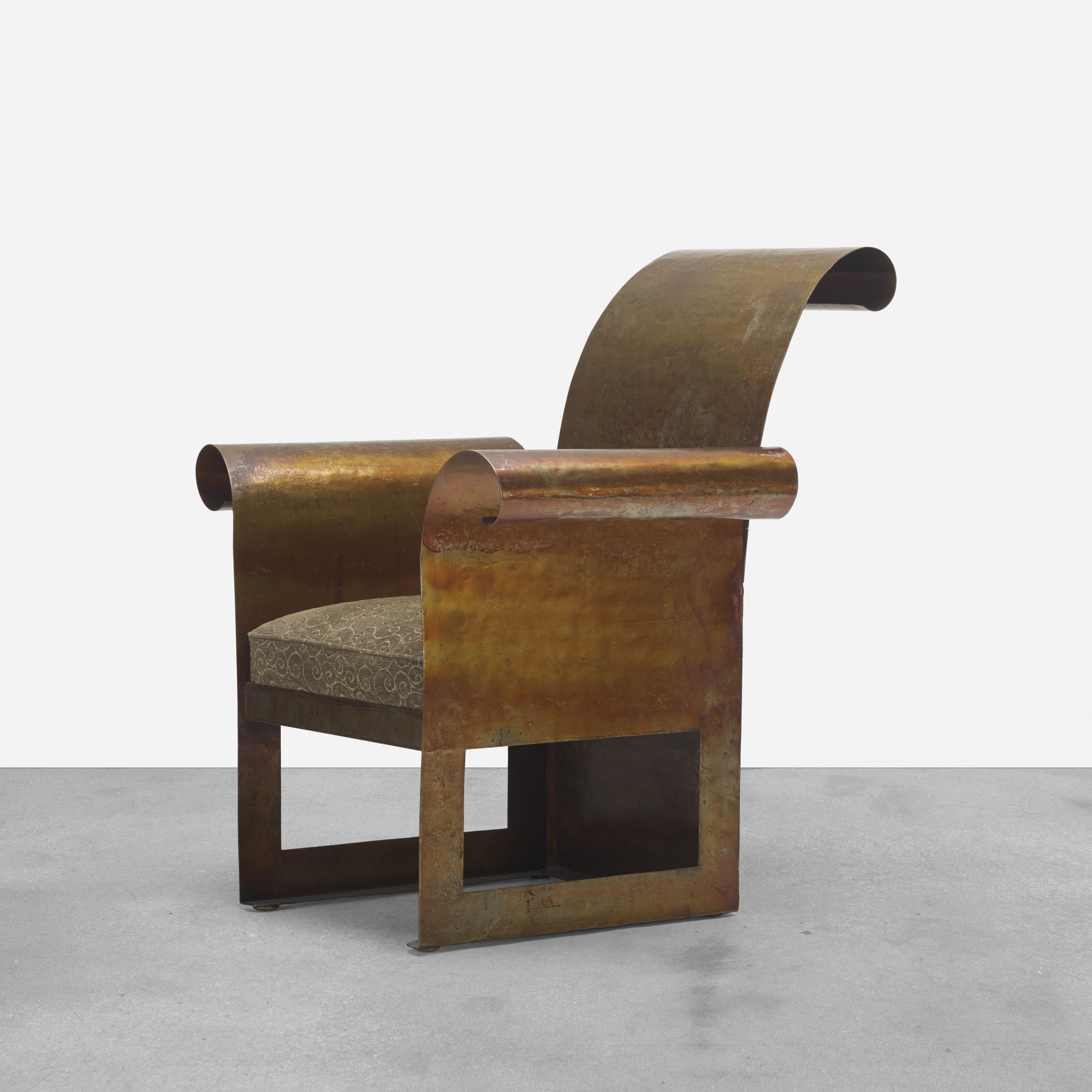 275: Jules Bouy / custom armchair for Carlos Salzedo (1 of 3)