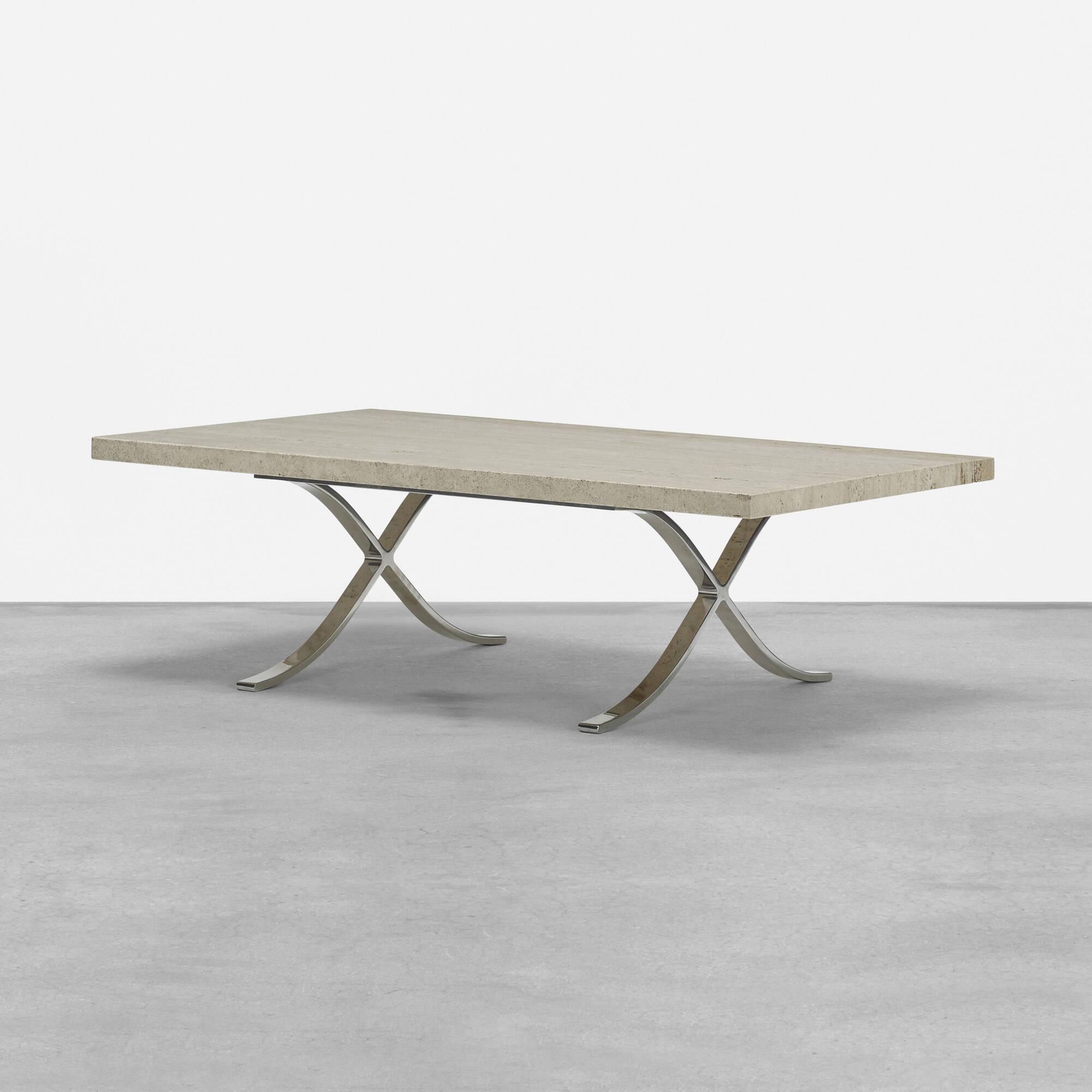 275 Ludwig Mies van der Rohe coffee table Design 11 June