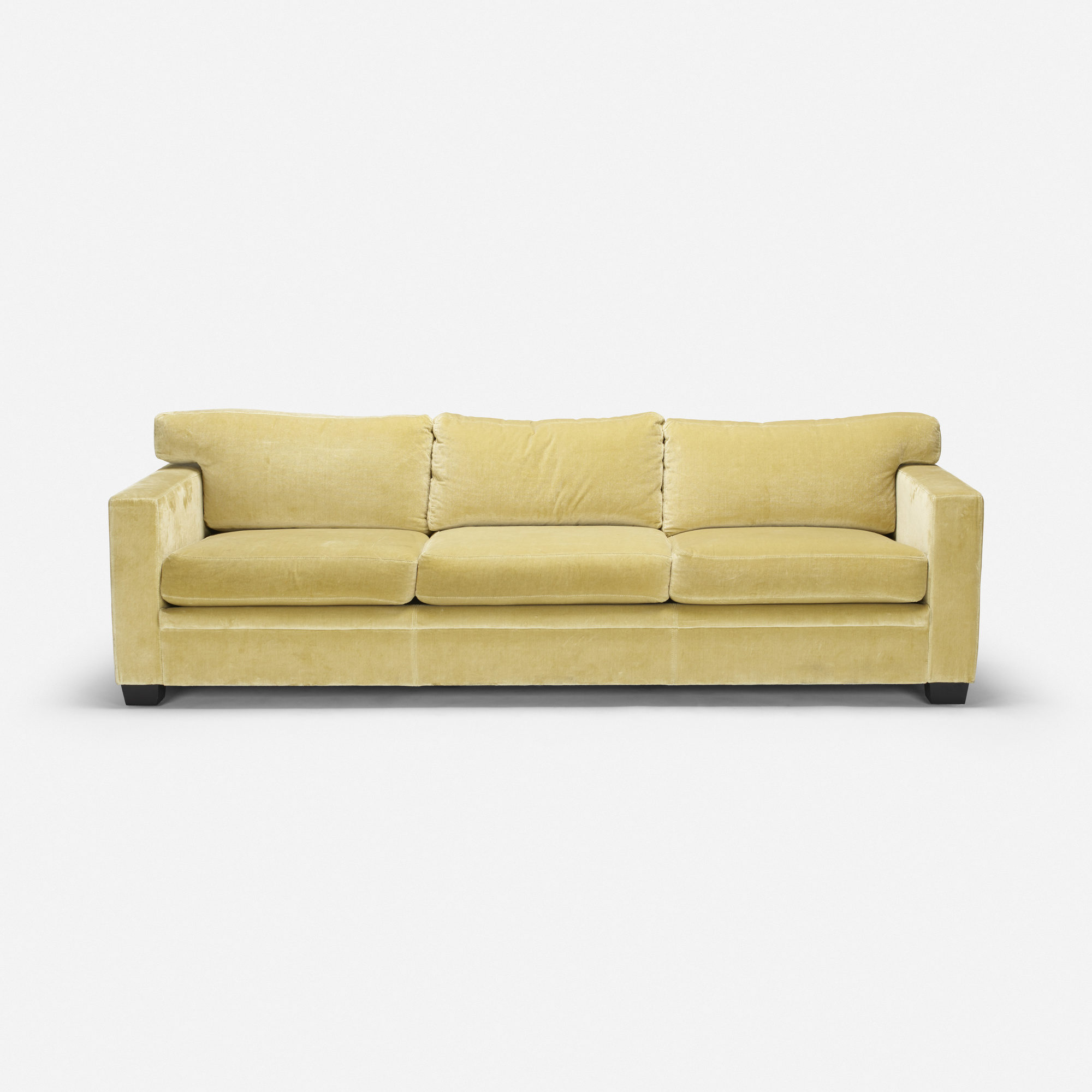 275 In The Manner Of Jean Michel Frank Sofa 1 3