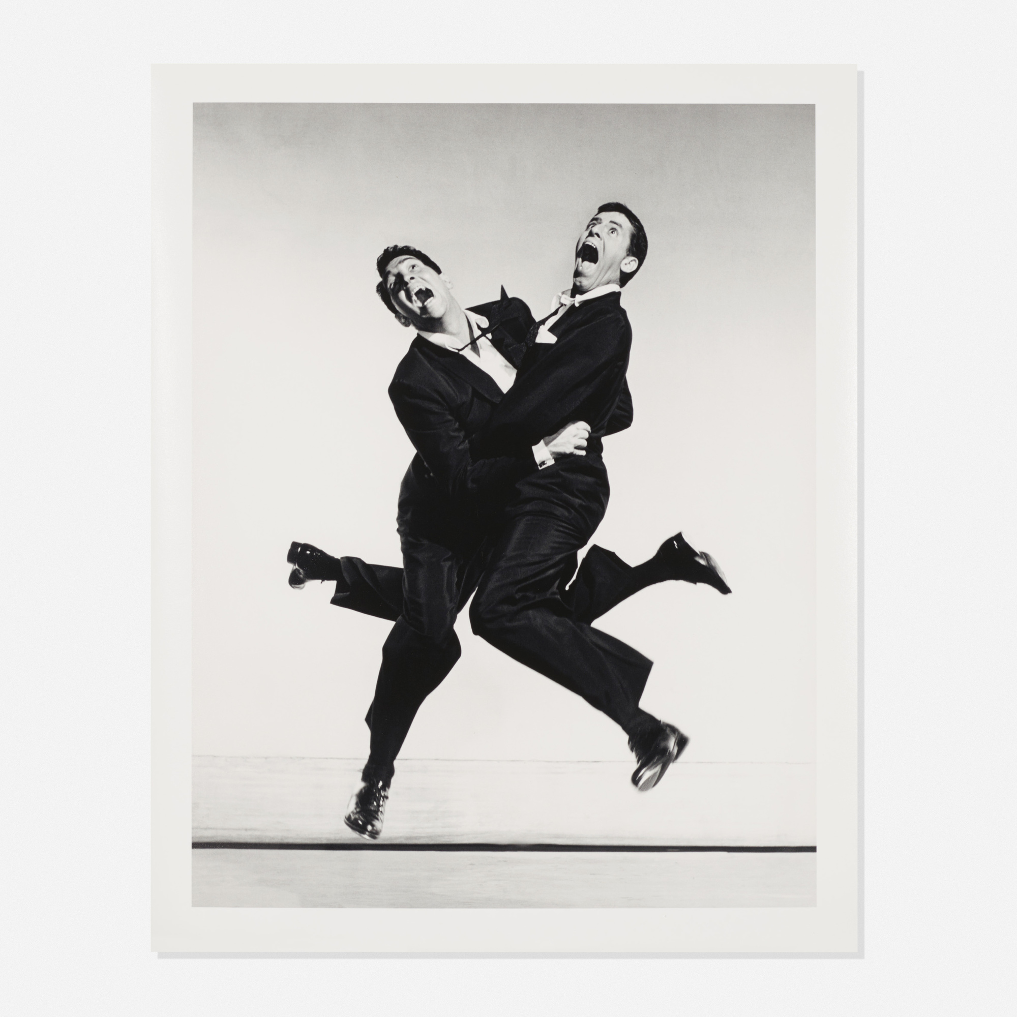 275: Philippe Halsman / Dean Martin and Jerry Lewis (1 of 1)