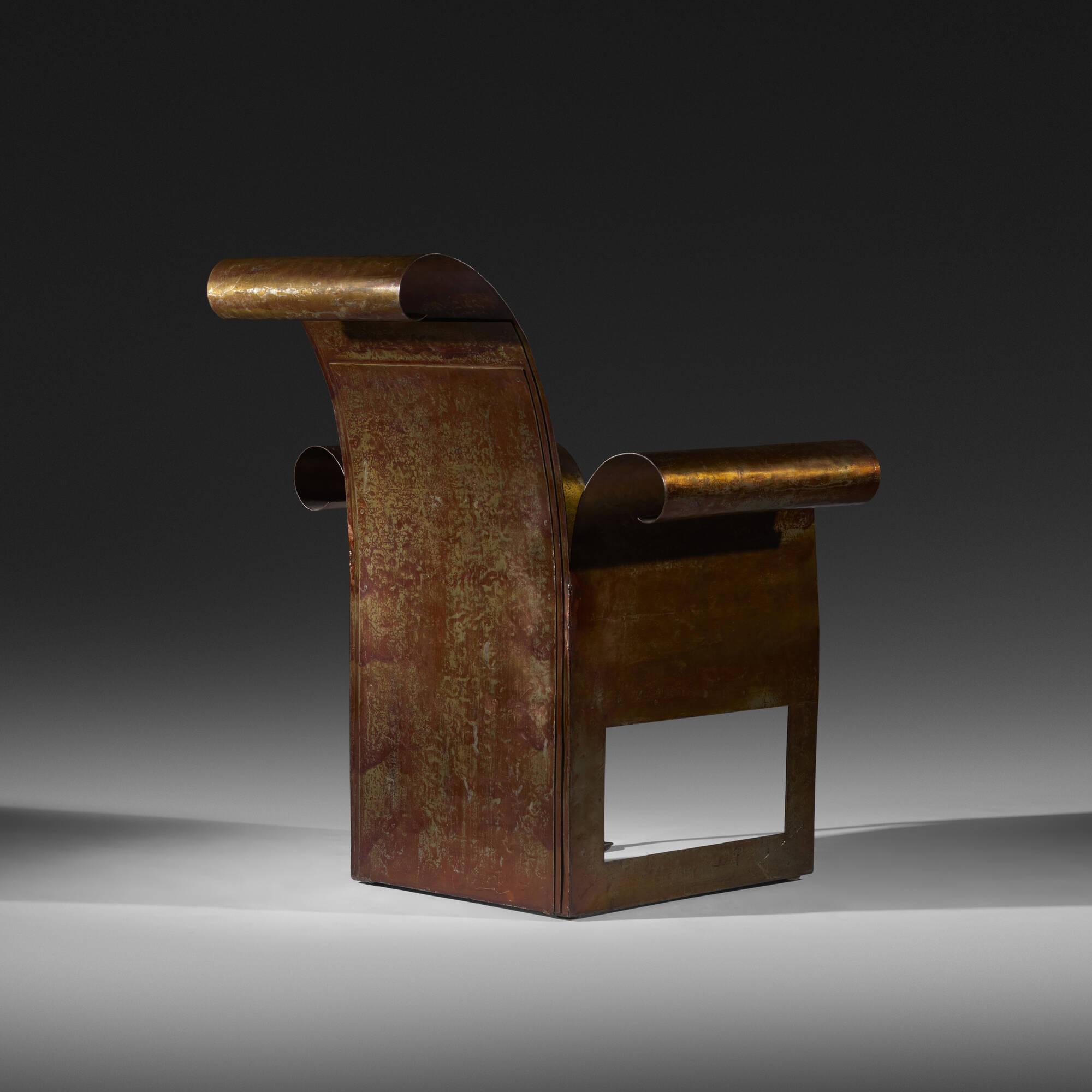 275: Jules Bouy / custom armchair for Carlos Salzedo (2 of 3)