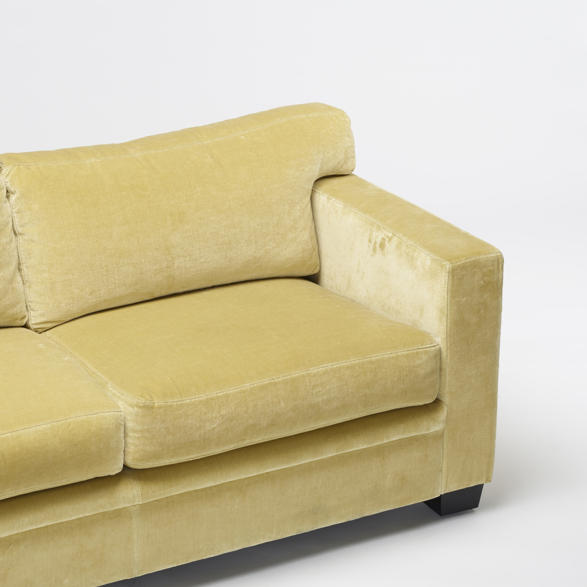 275 In The Manner Of Jean Michel Frank Sofa 3