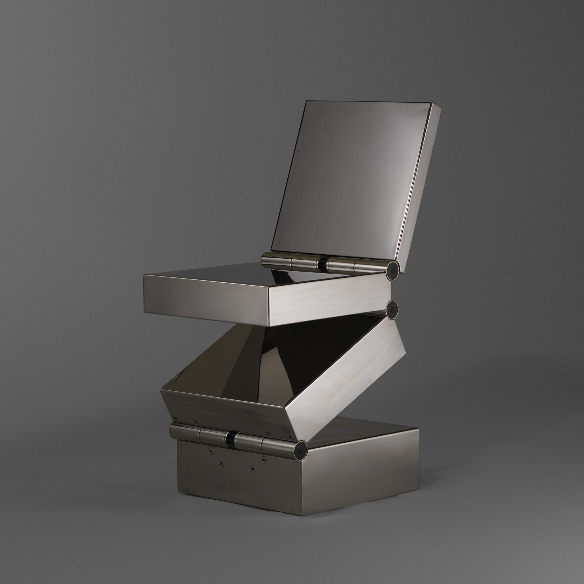 276: Ron Arad / Box in Four Movements chair (1 of 5)