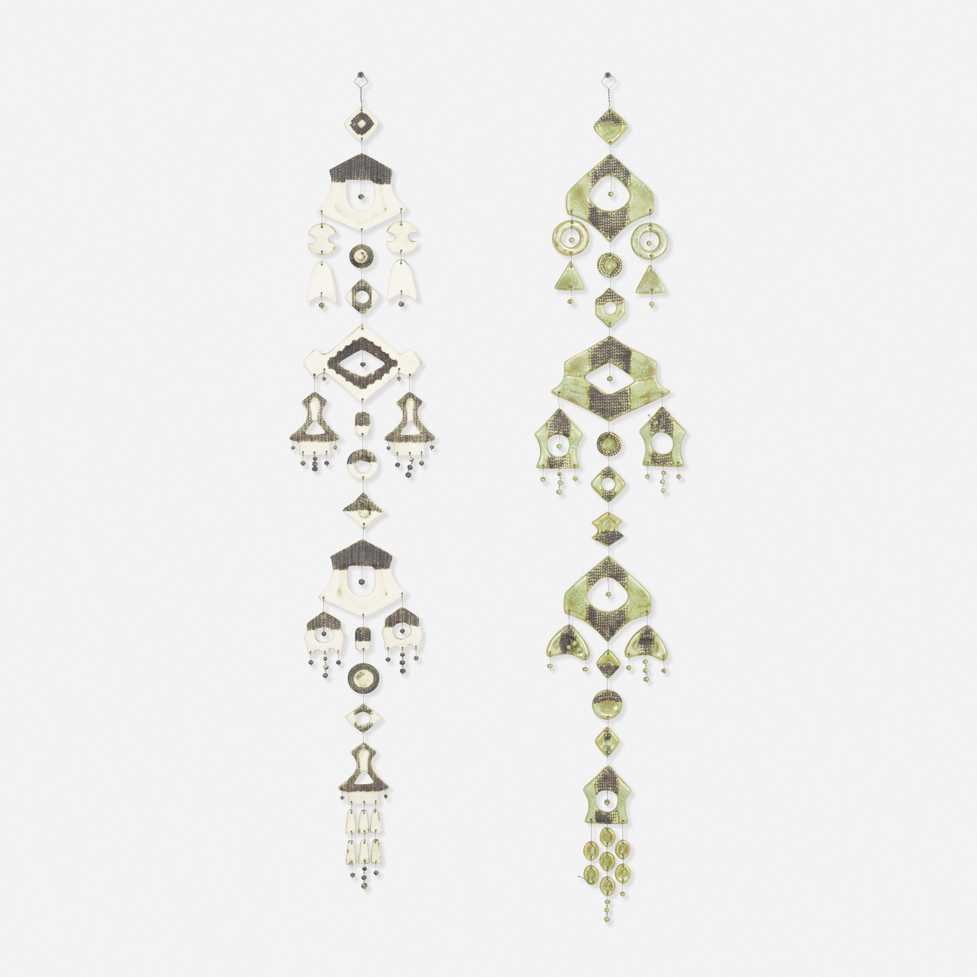 276: Kalevala Koru / pair of wall hangings (1 of 1)