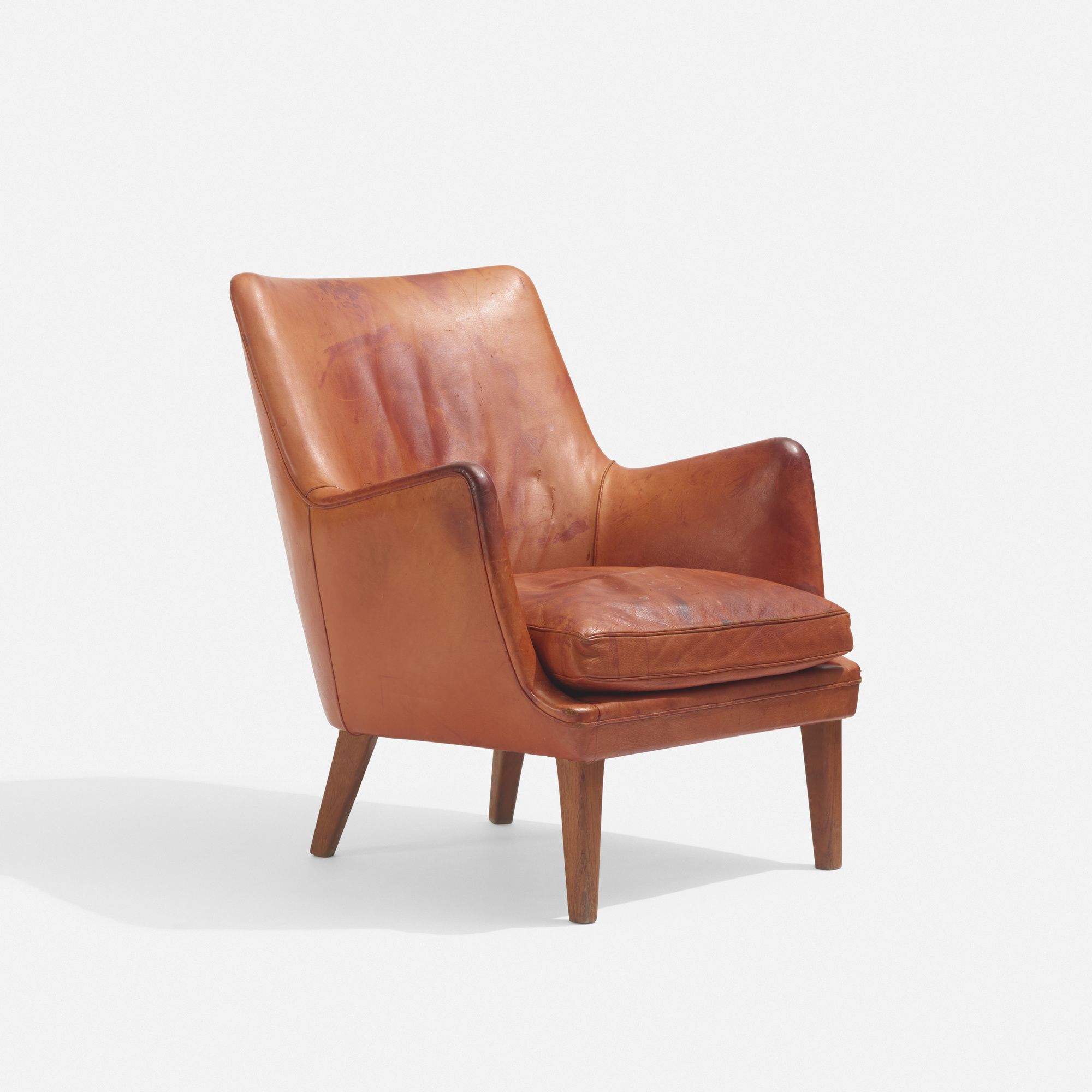 276: Arne Vodder / lounge chair (1 of 4)