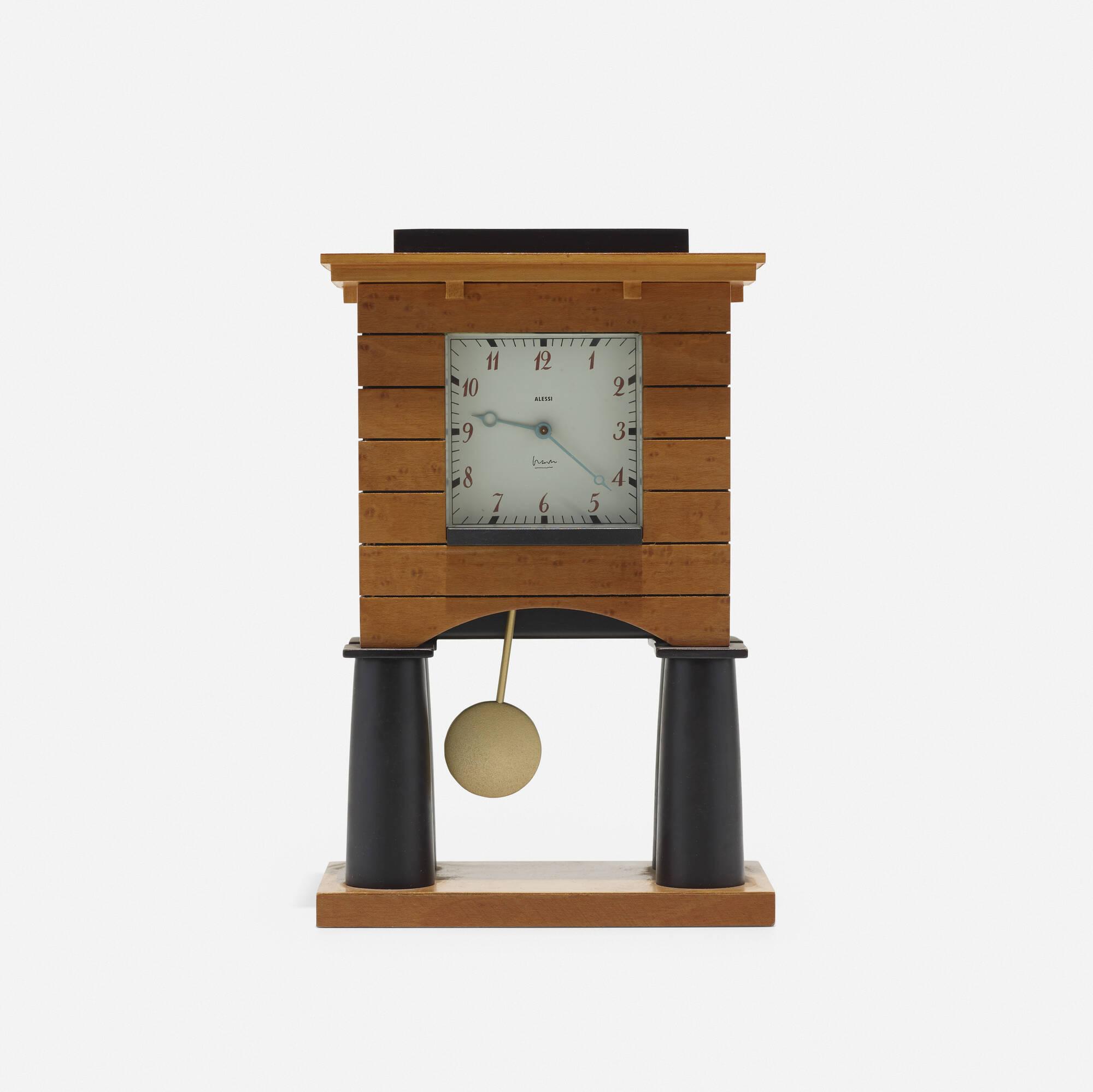 276: Michael Graves / Mantle Clock (1 of 3)