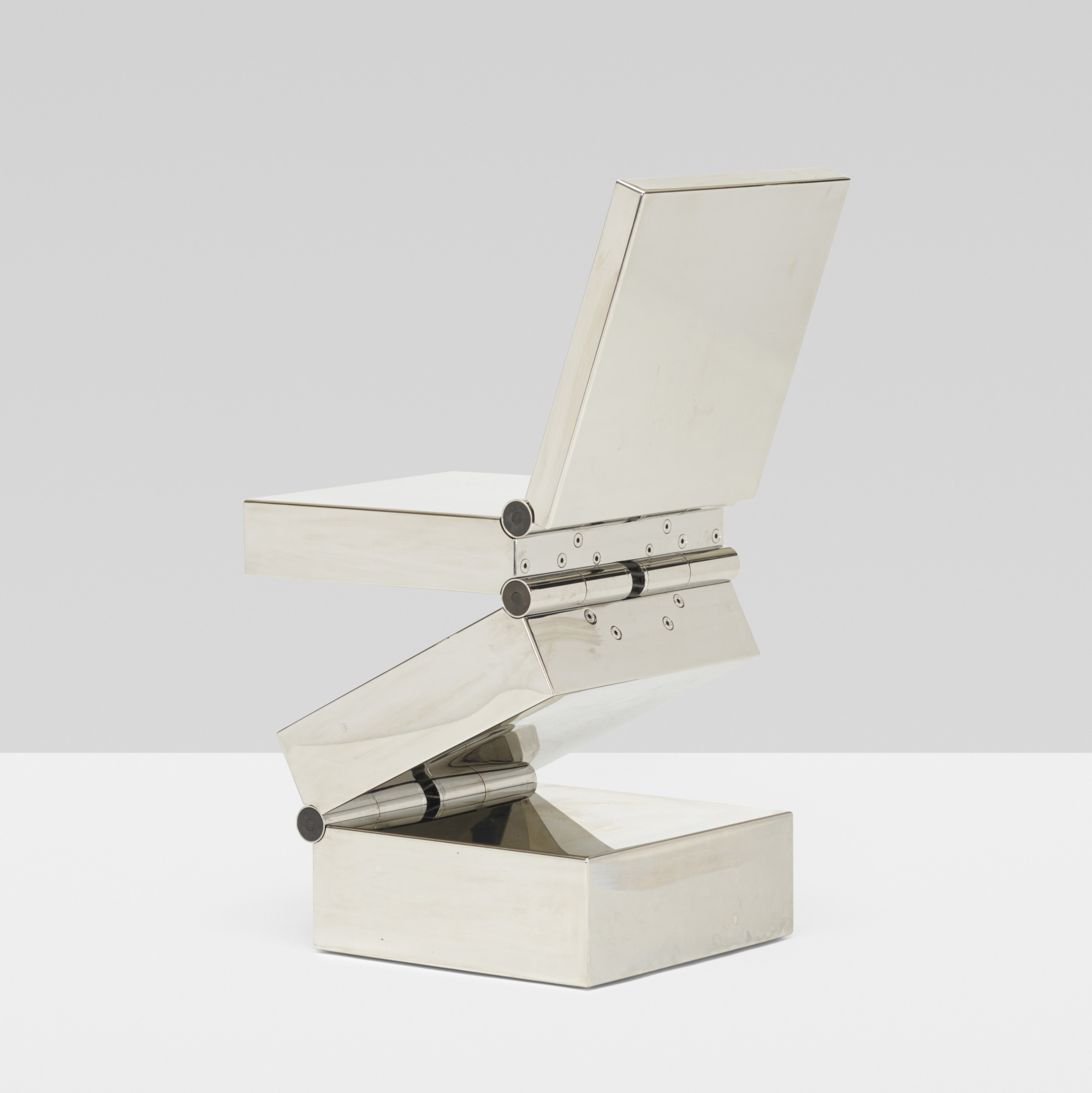 276: Ron Arad / Box in Four Movements chair (2 of 5)