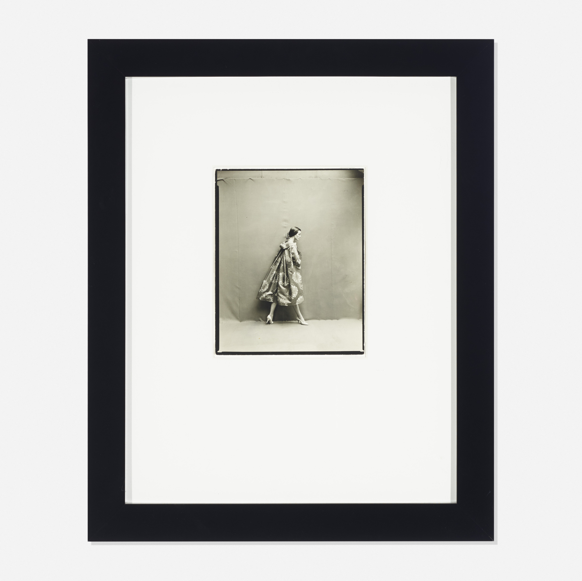 277: Richard Avedon / Untitled (Carmen) (1 of 2)