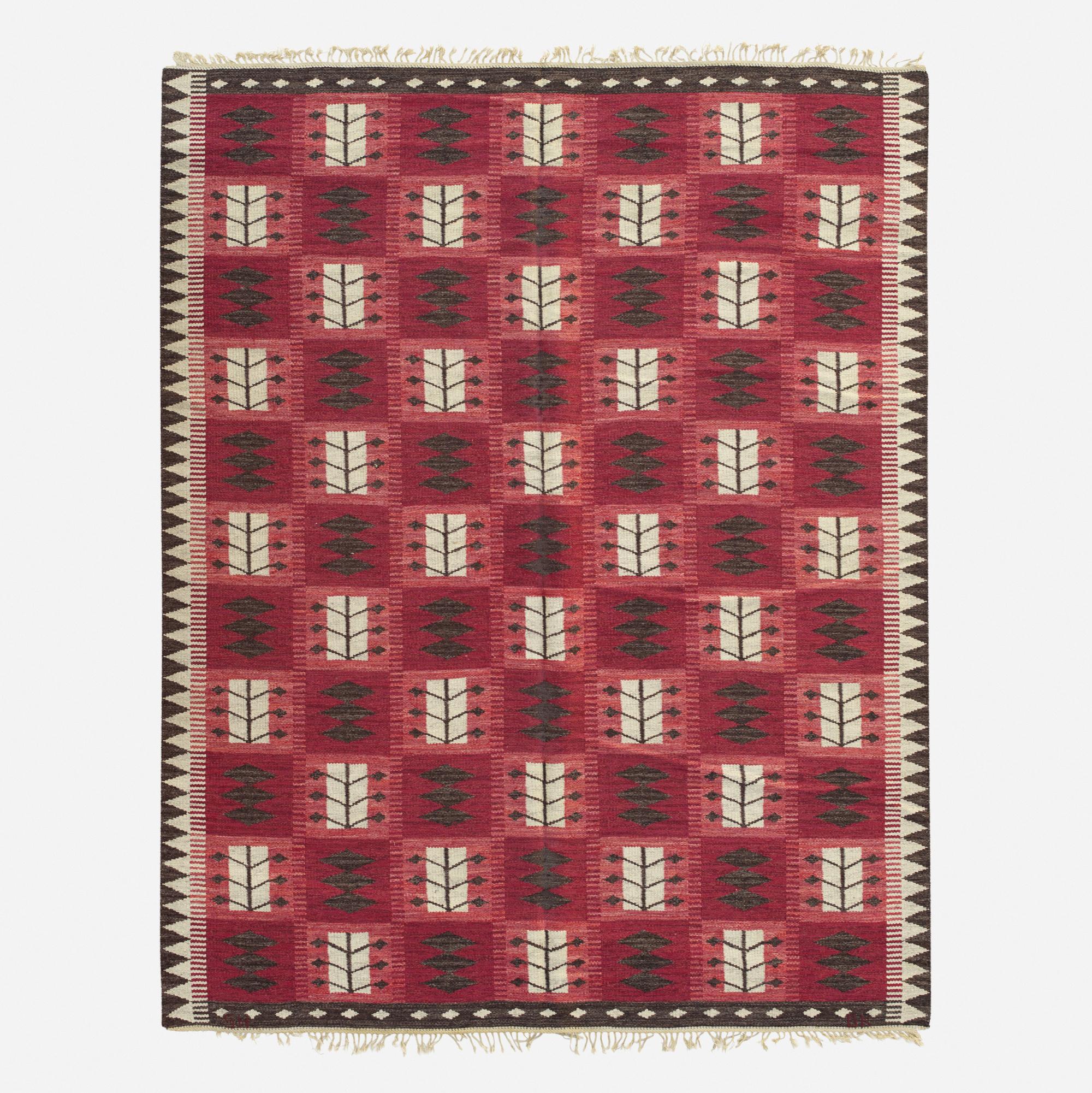 277: Berit Koenig / flatweave carpet (1 of 2)