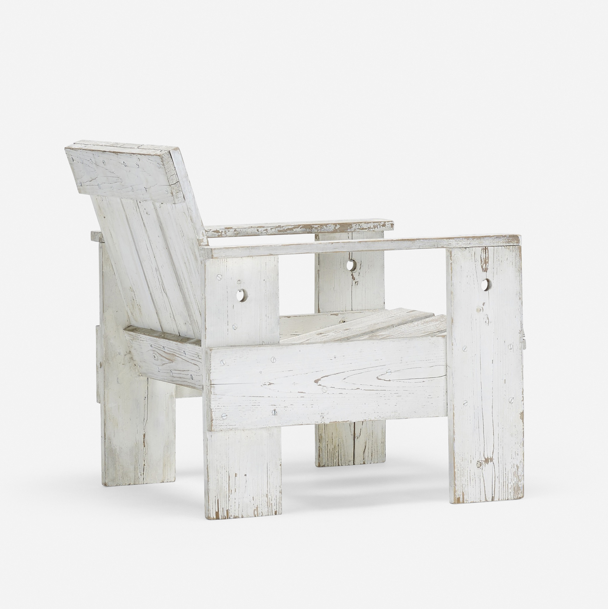 ... 277: Gerrit Rietveld / Crate Chair (2 Of 4)