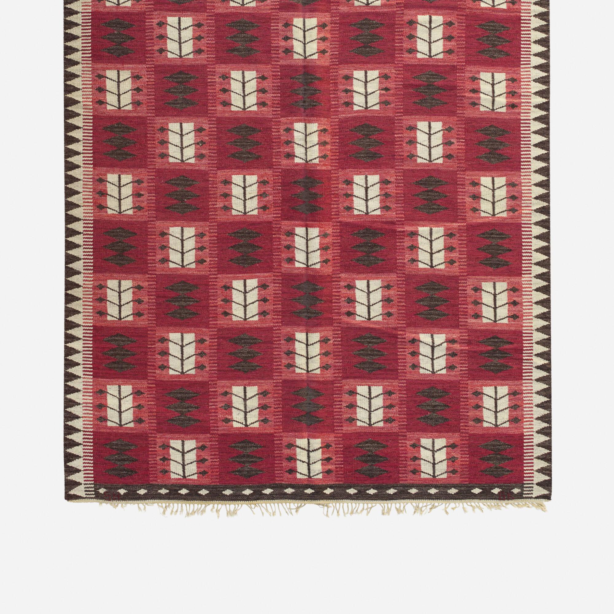 277: Berit Koenig / flatweave carpet (2 of 2)
