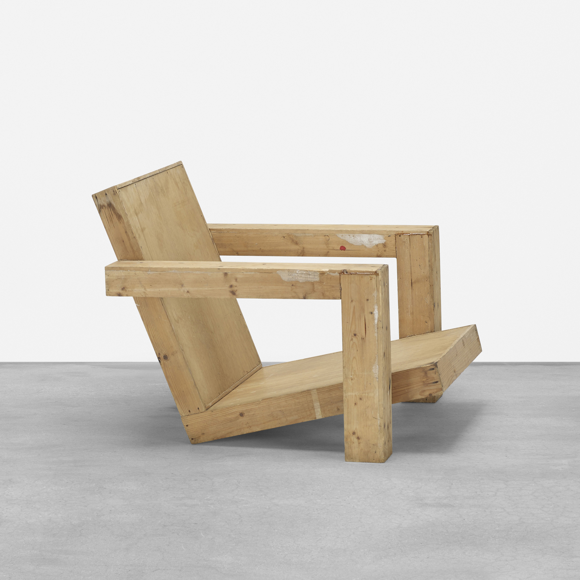 278 workshop of gerrit rietveld easy chair working for Working chair design