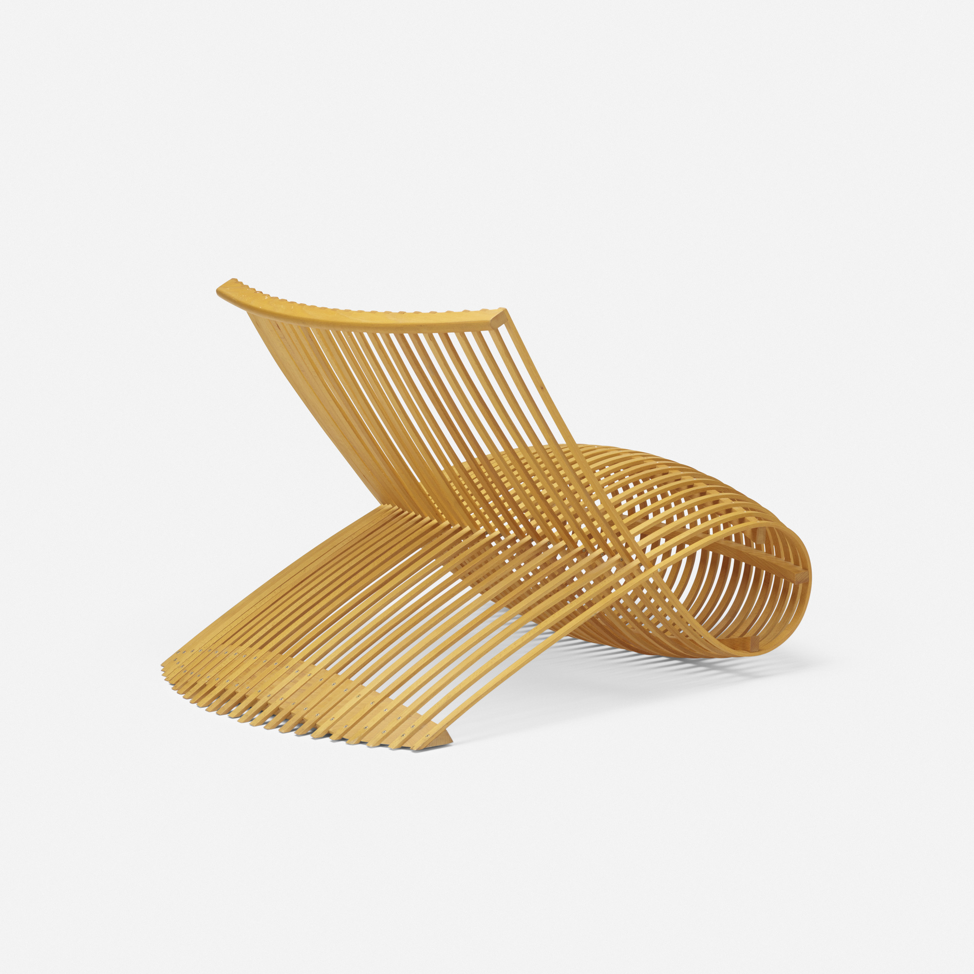 278: Marc Newson / Wooden chair (1 of 3)