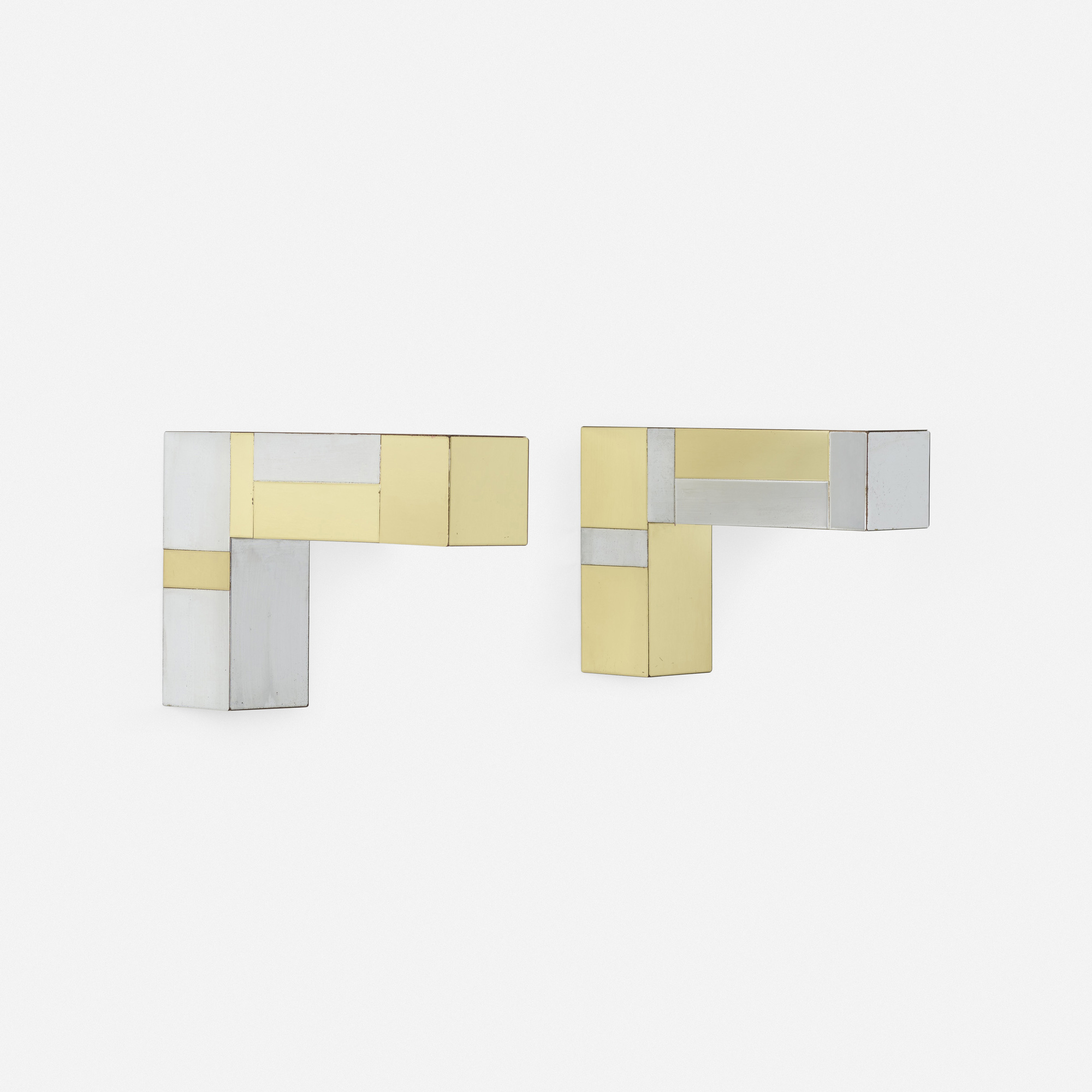 278: Paul Evans / Cityscape wall brackets (1 of 2)
