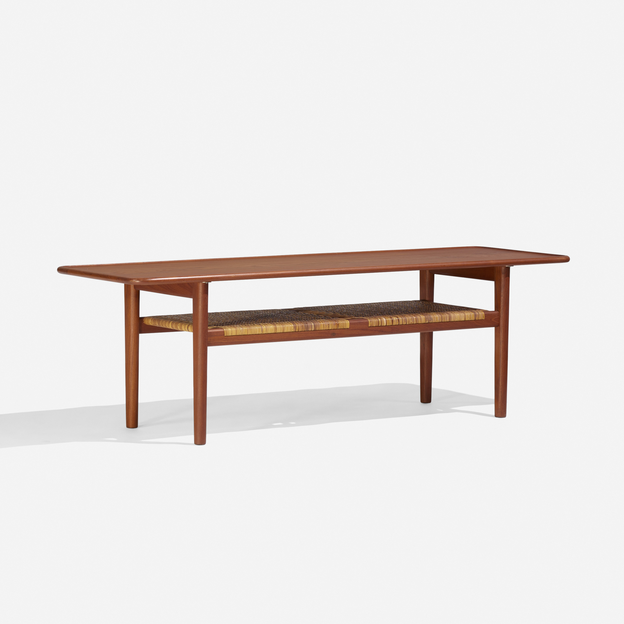 278: Hans J. Wegner / coffee table, model AT 10 (1 of 3)
