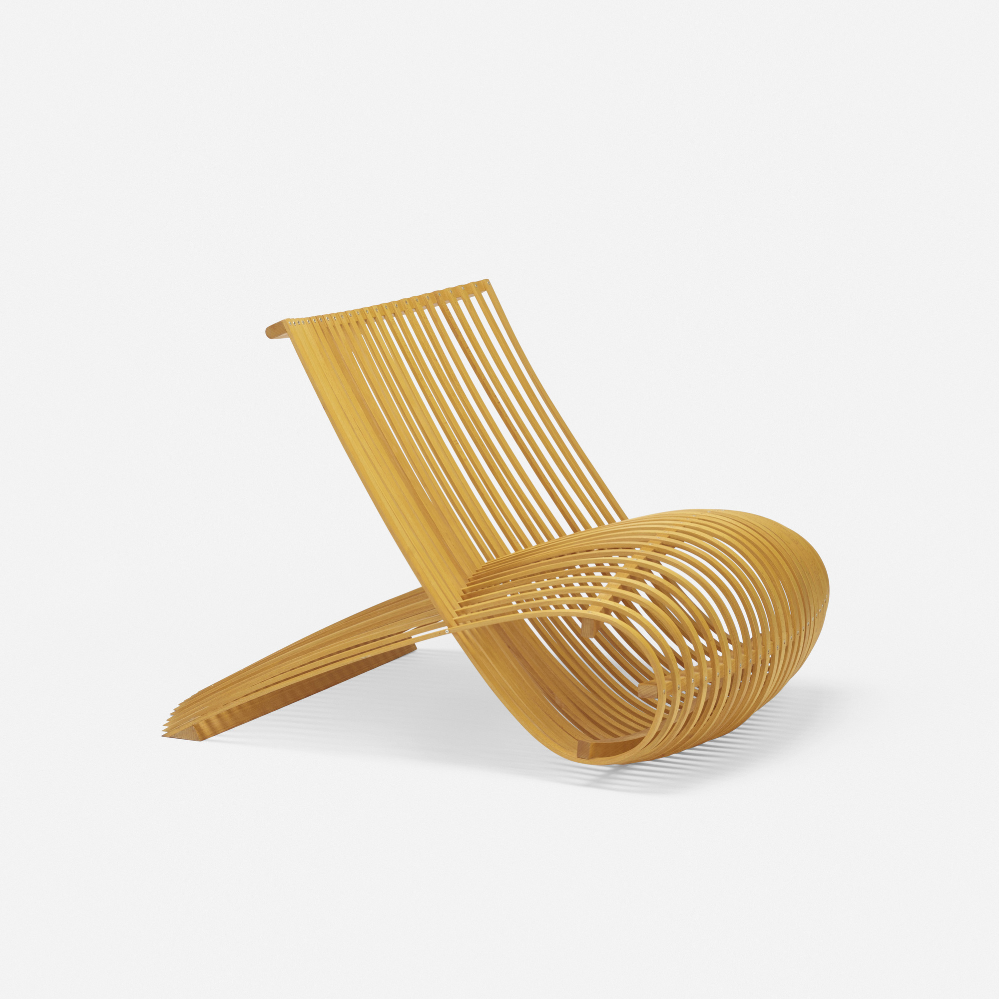 278: Marc Newson / Wooden chair (2 of 3)