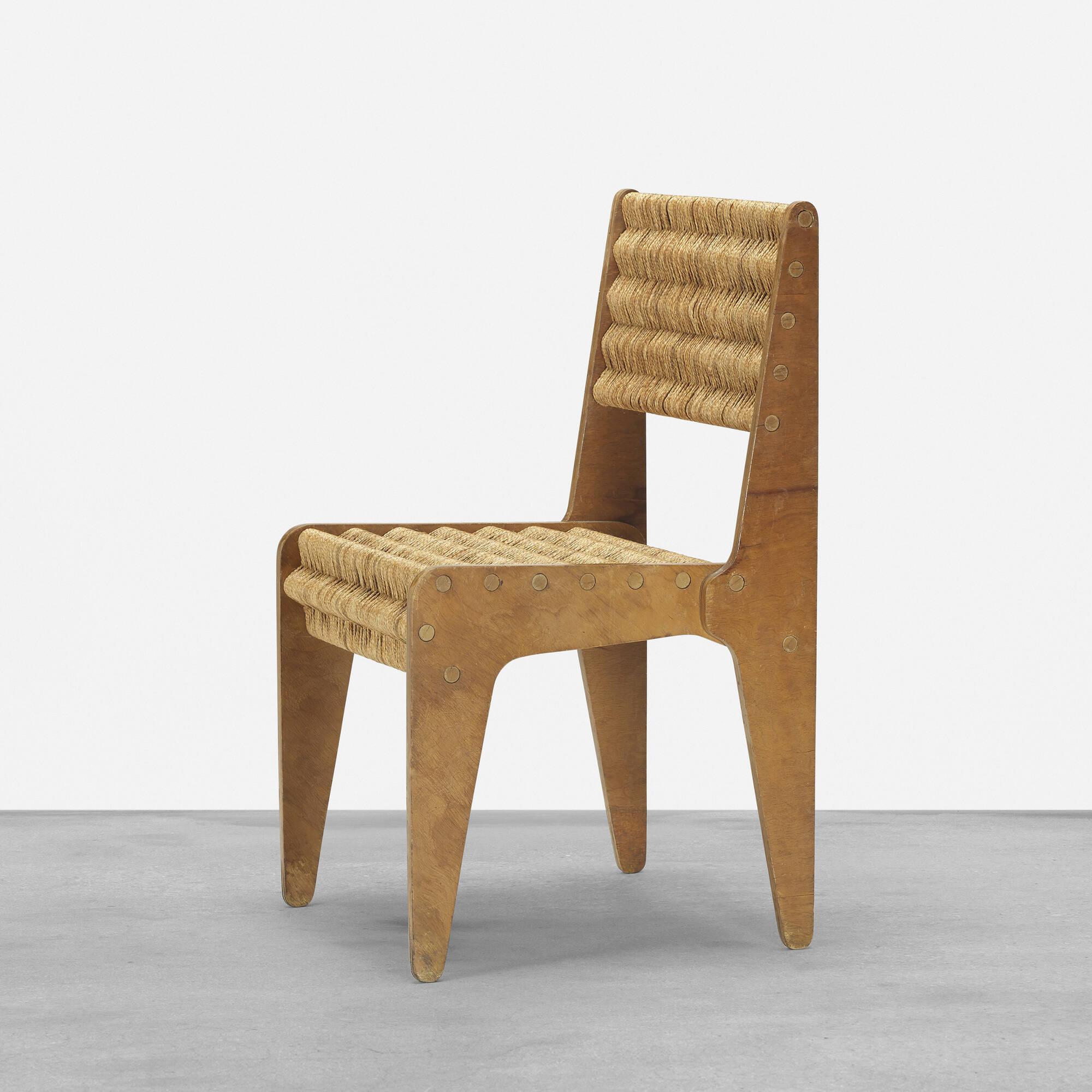 279 marcel breuer important prototype chair for bryn mawr. Black Bedroom Furniture Sets. Home Design Ideas