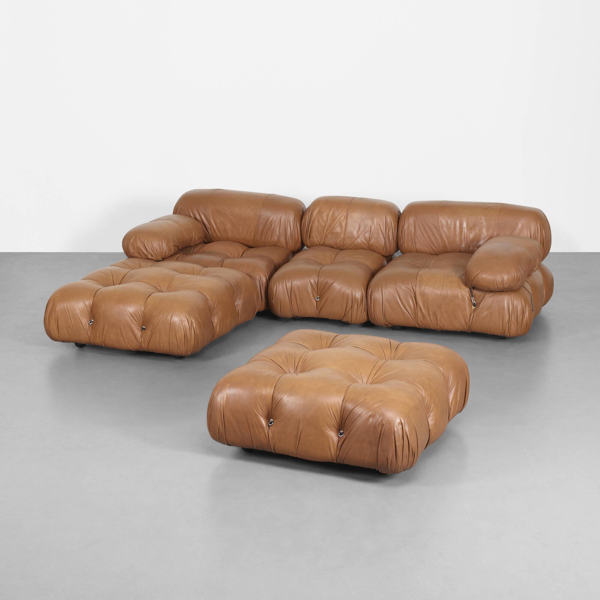 279 Mario Bellini Camaleonda Modular Sofa 1 Of 3