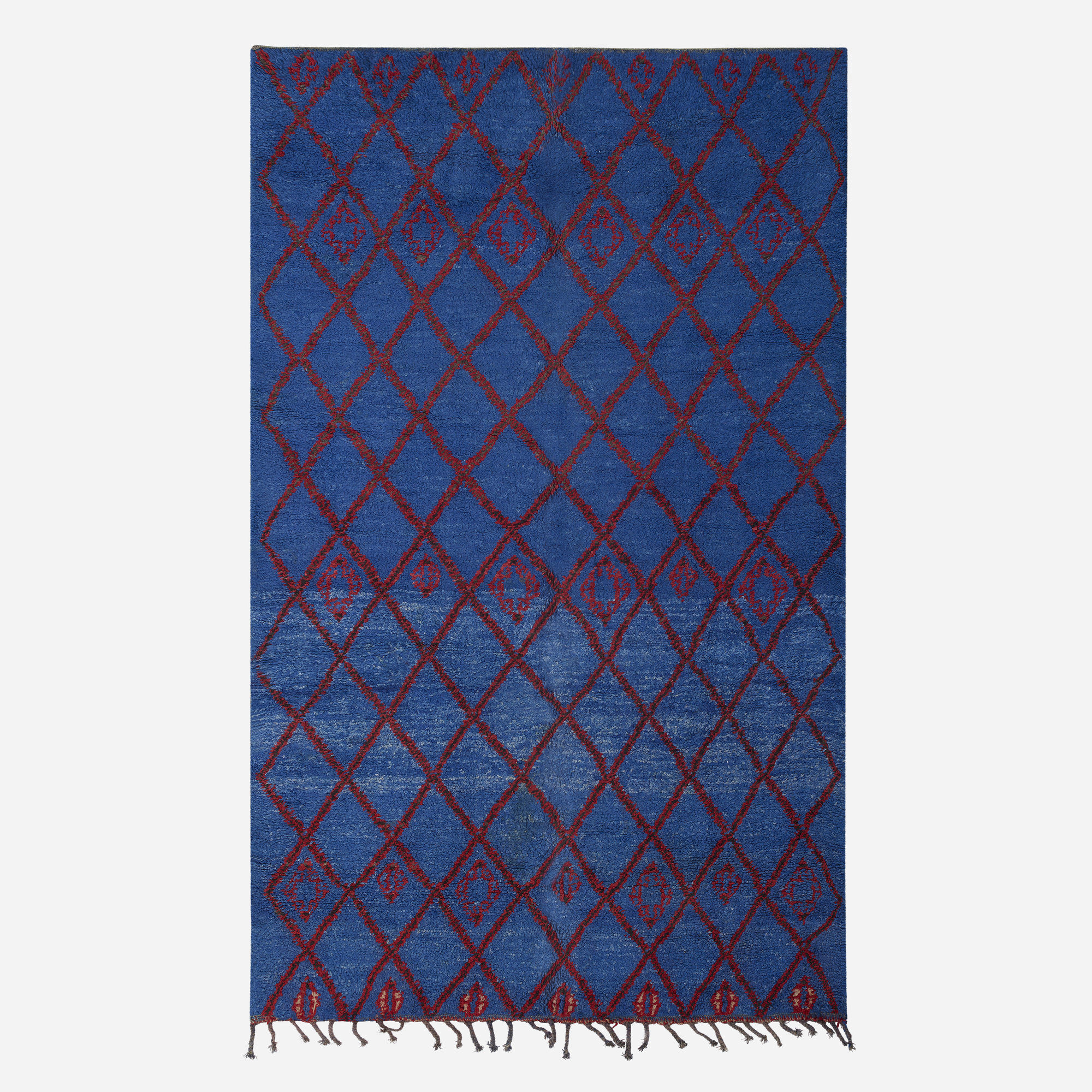 279: Moroccan / pile carpet (1 of 1)