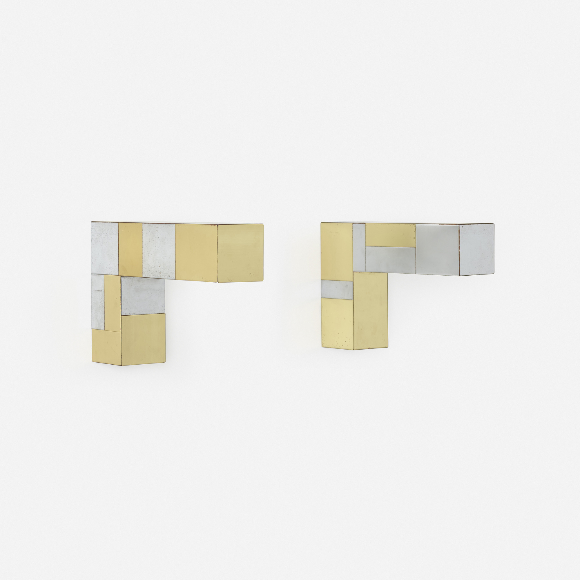 279: Paul Evans / Cityscape wall brackets (1 of 1)
