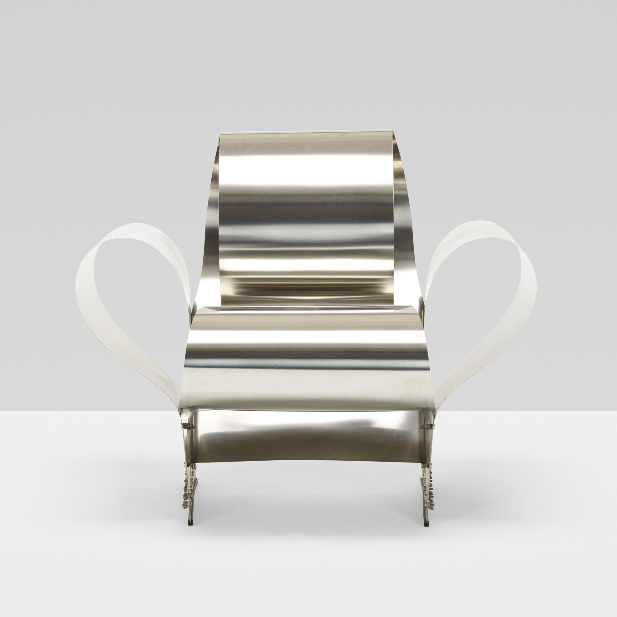 279 ron arad well tempered chair for Chair design 2000