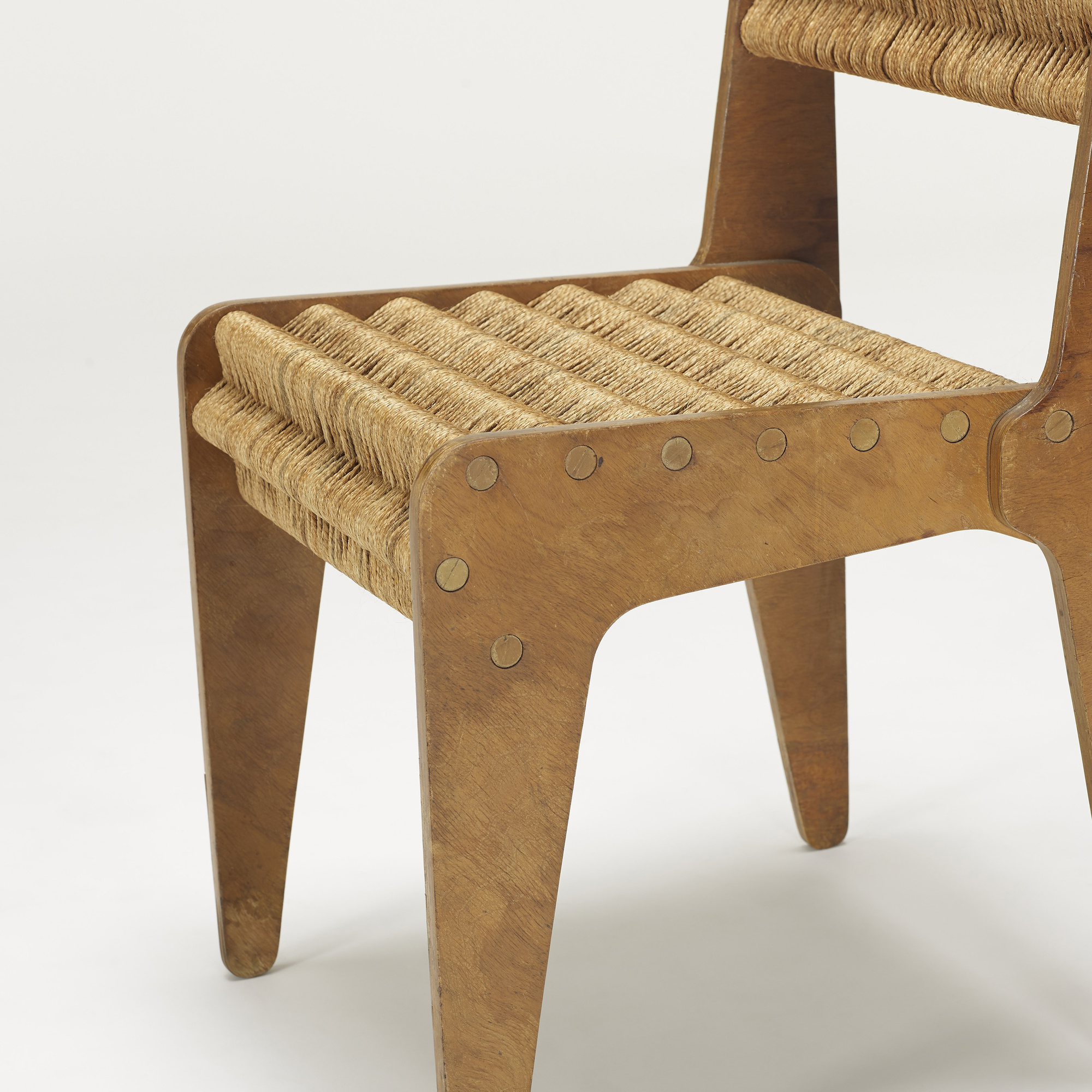 Beau ... 279: Marcel Breuer / Important Prototype Chair For Bryn Mawr (4 Of 4)