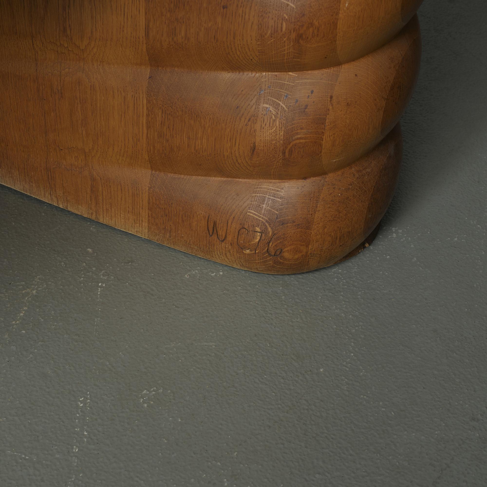 279 wendell castle custom quinn desk 4 of 4