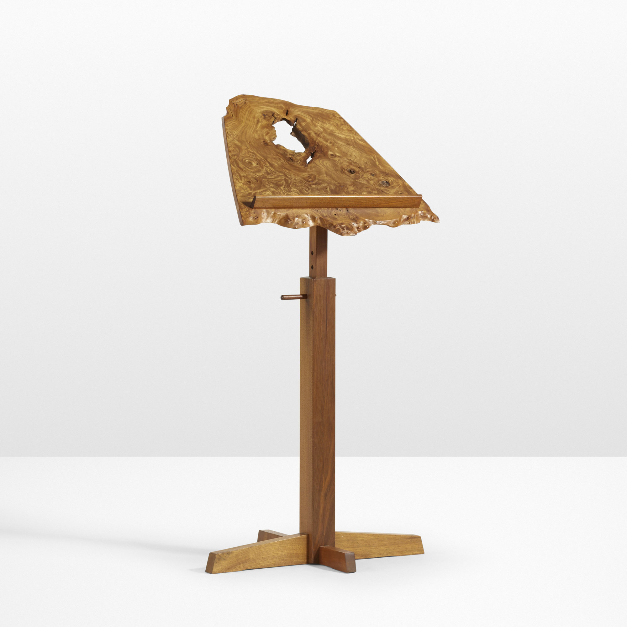 27: George Nakashima / Rare music stand (1 of 3)