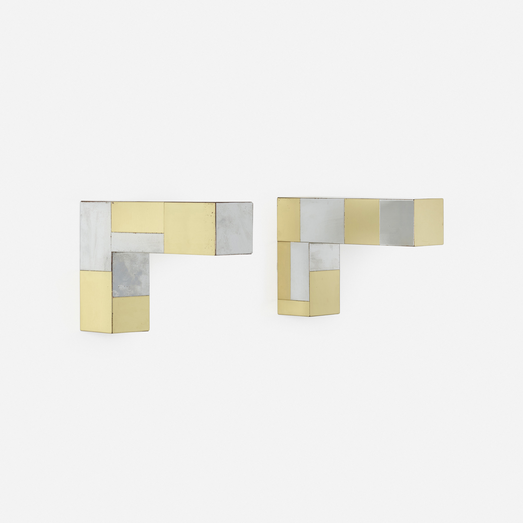 280: Paul Evans / Cityscape wall brackets (1 of 1)