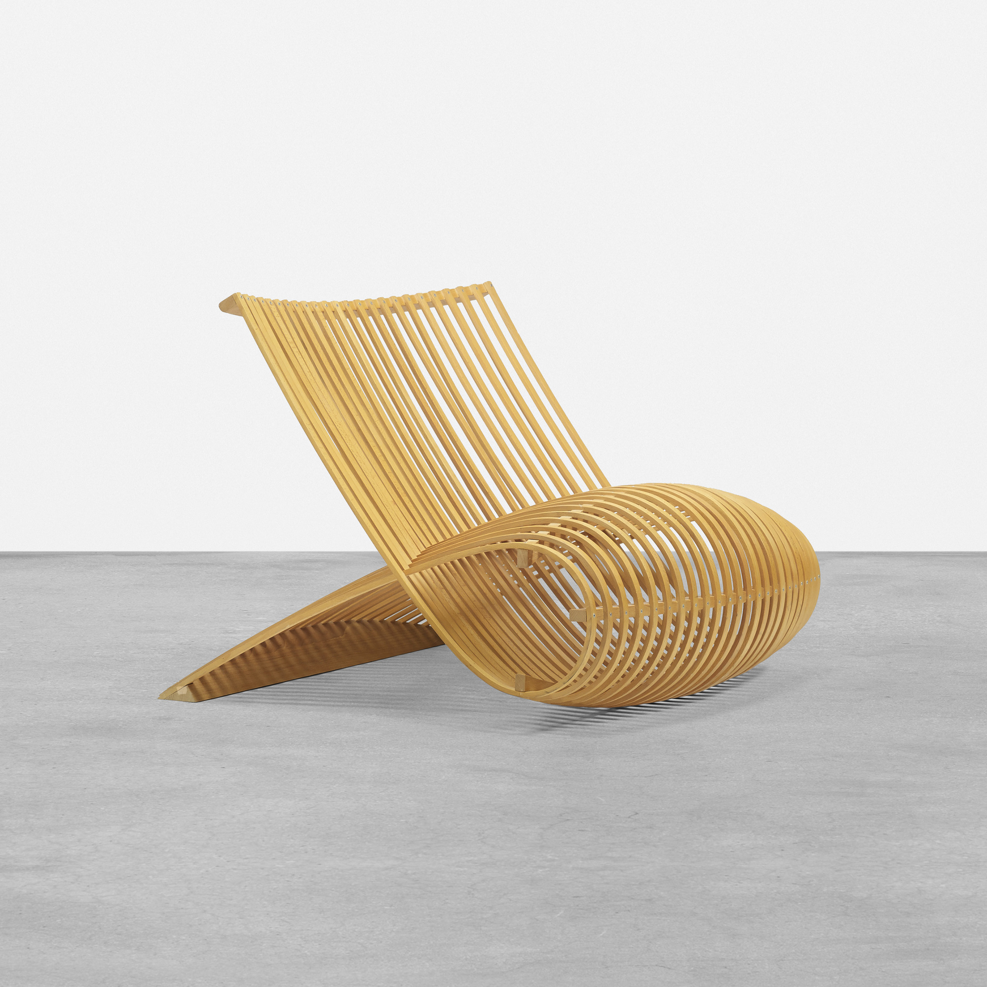 281 marc newson wooden chair for Marc newson wooden chair