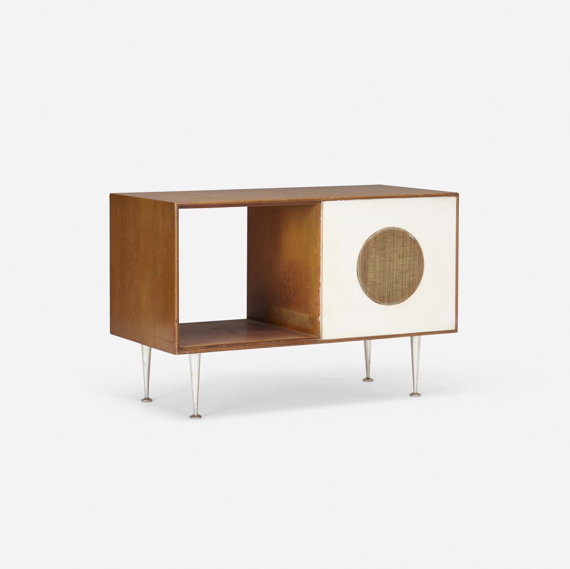 281: Charles And Ray Eames / Experimental Speaker Cabinet (1 Of 2)