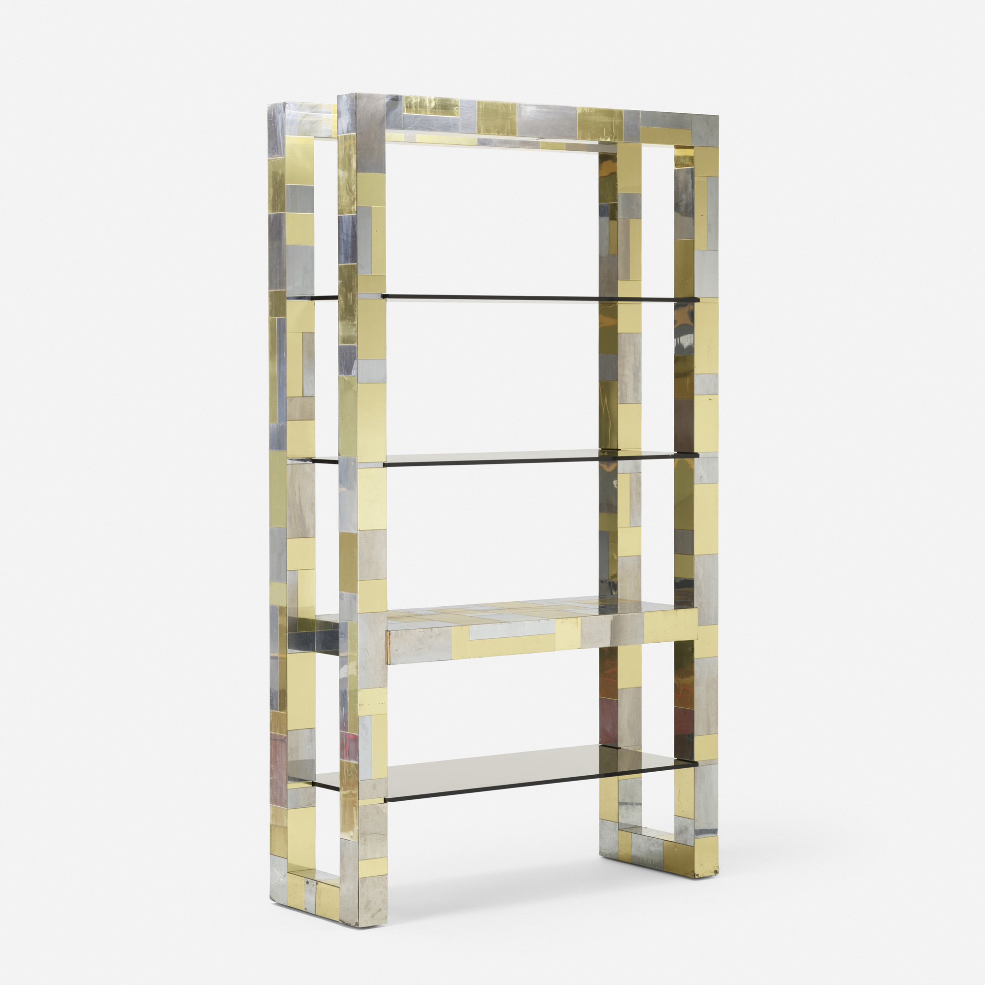 281: Paul Evans / Cityscape bookcase (1 of 2)