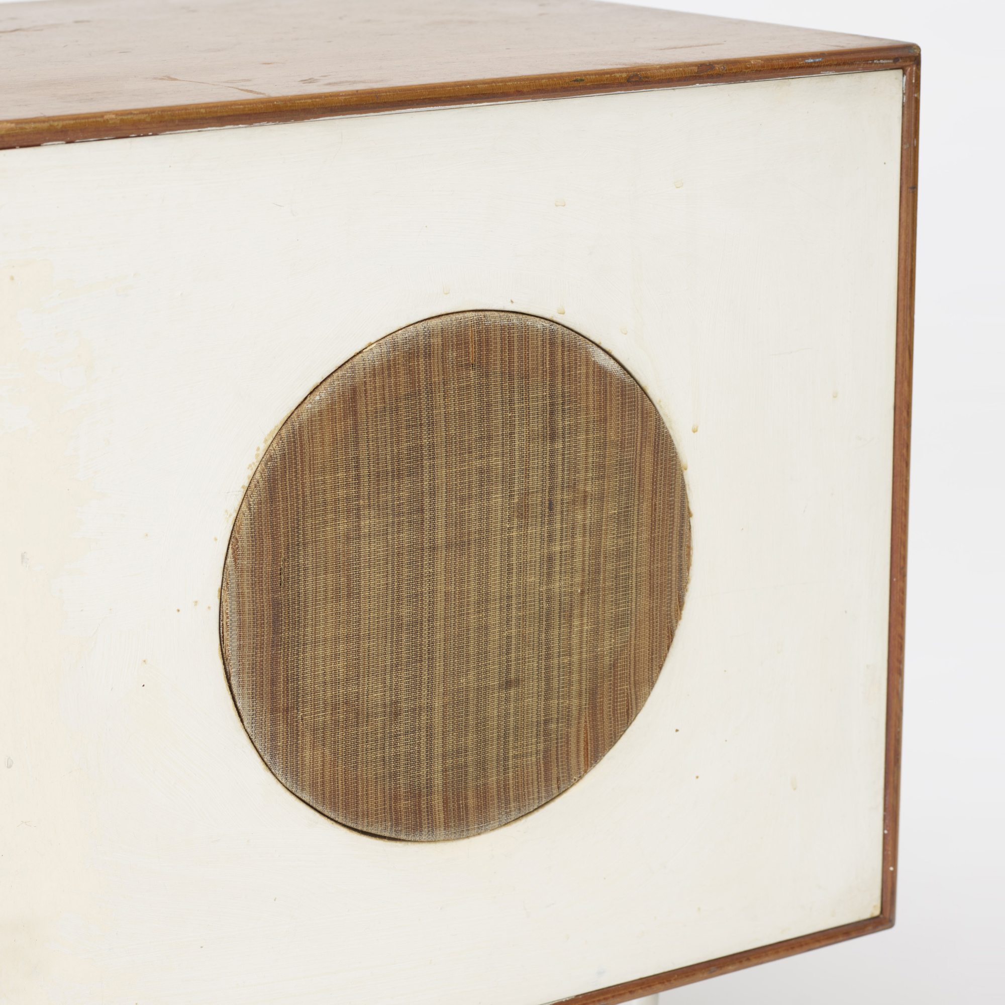 ... 281: Charles And Ray Eames / Experimental Speaker Cabinet (2 Of 2)