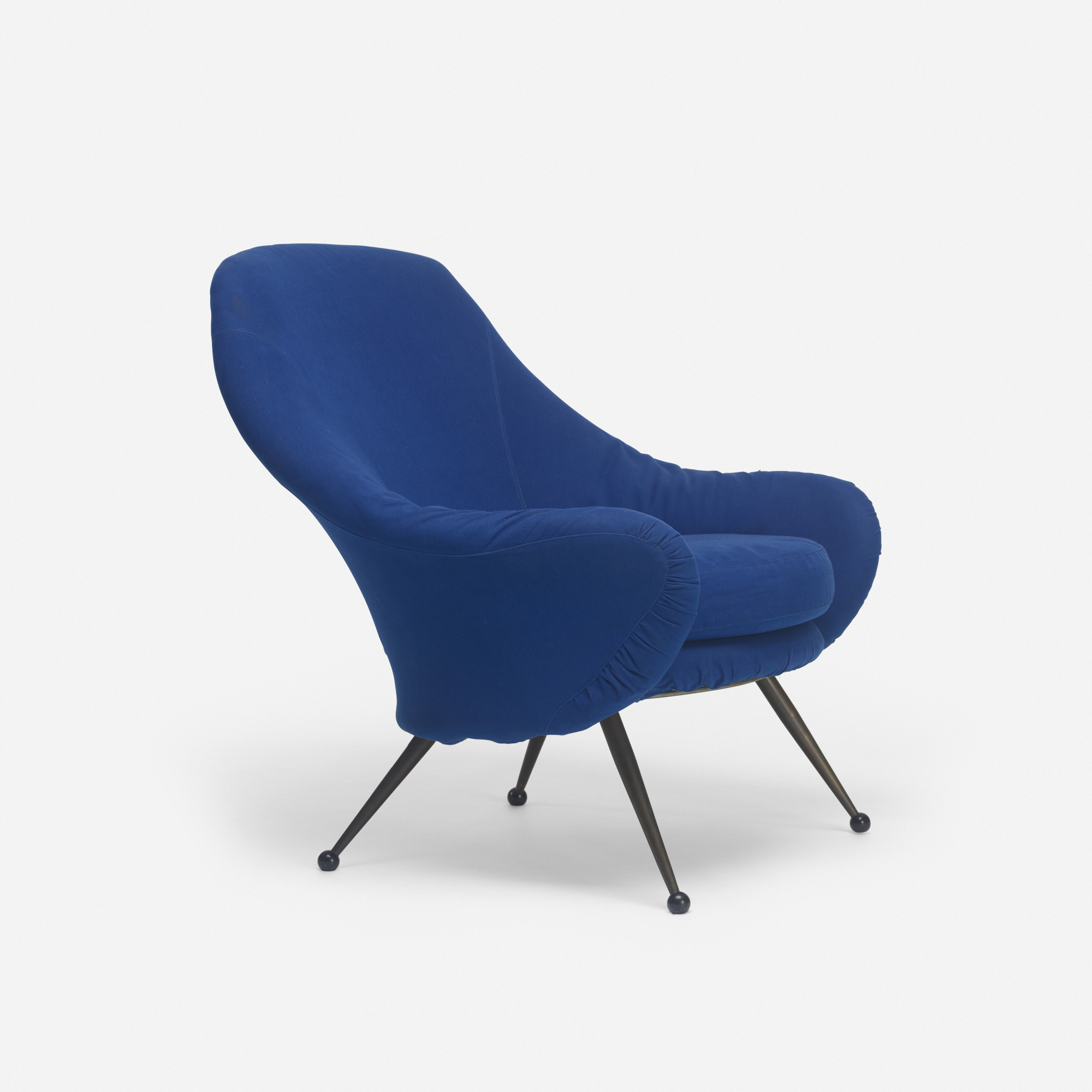 282: Marco Zanuso / Martingala lounge chair (1 of 2)