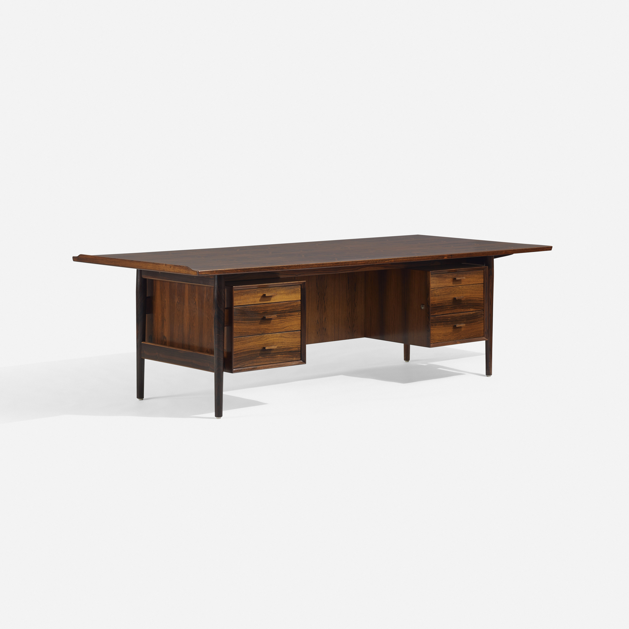 282: Arne Vodder / desk, model 216 (1 of 4)