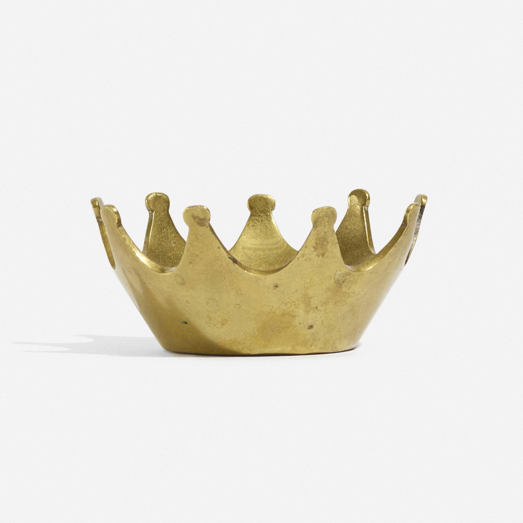 282: Carl Auböck II / Crown bowl (2 of 2)