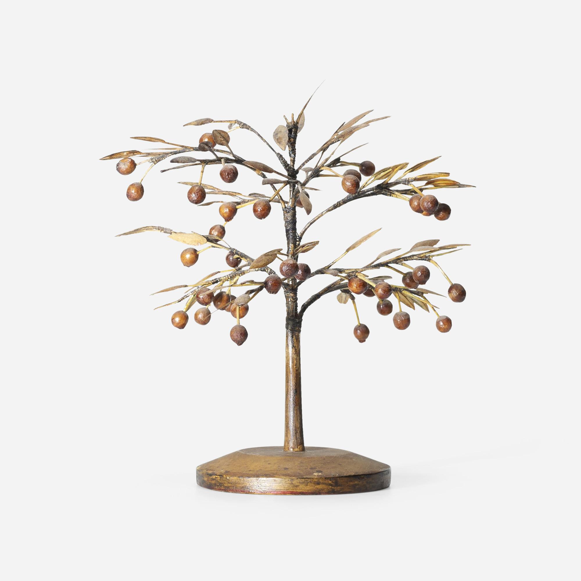 284: Folk Art / fruit tree (1 of 2)