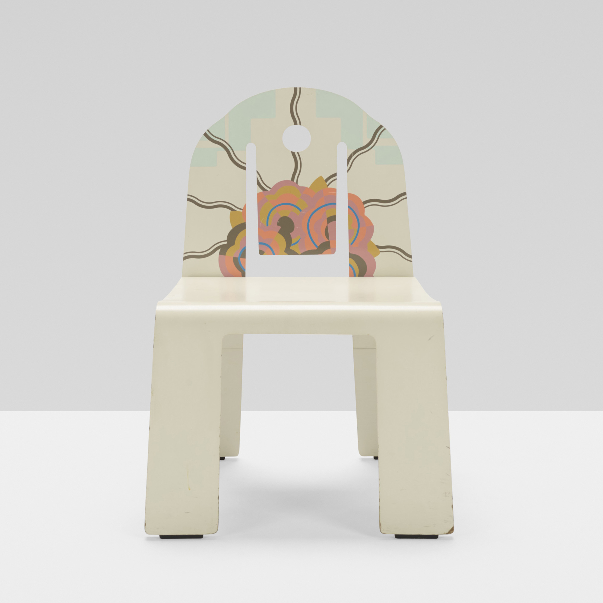 284: Robert Venturi / Art Deco chair (2 of 3)