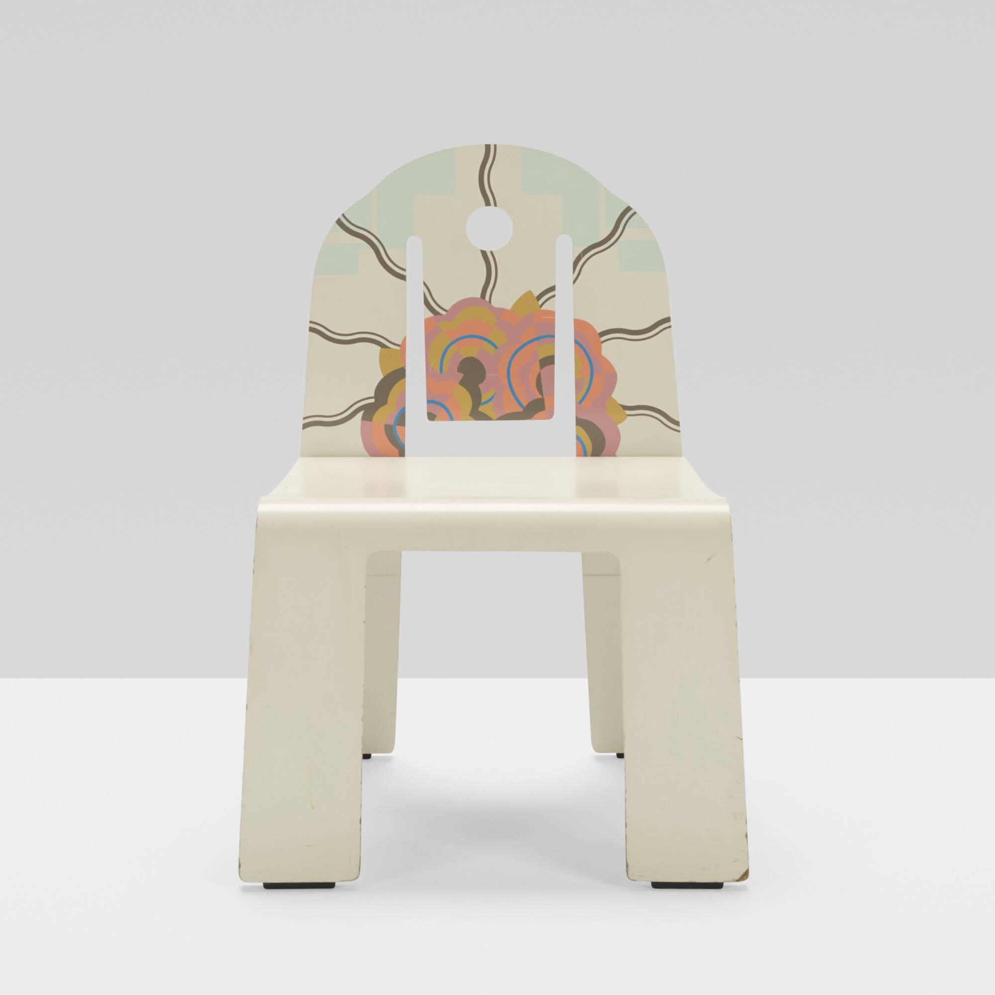 ... 284: Robert Venturi / Art Deco Chair (2 Of 3)