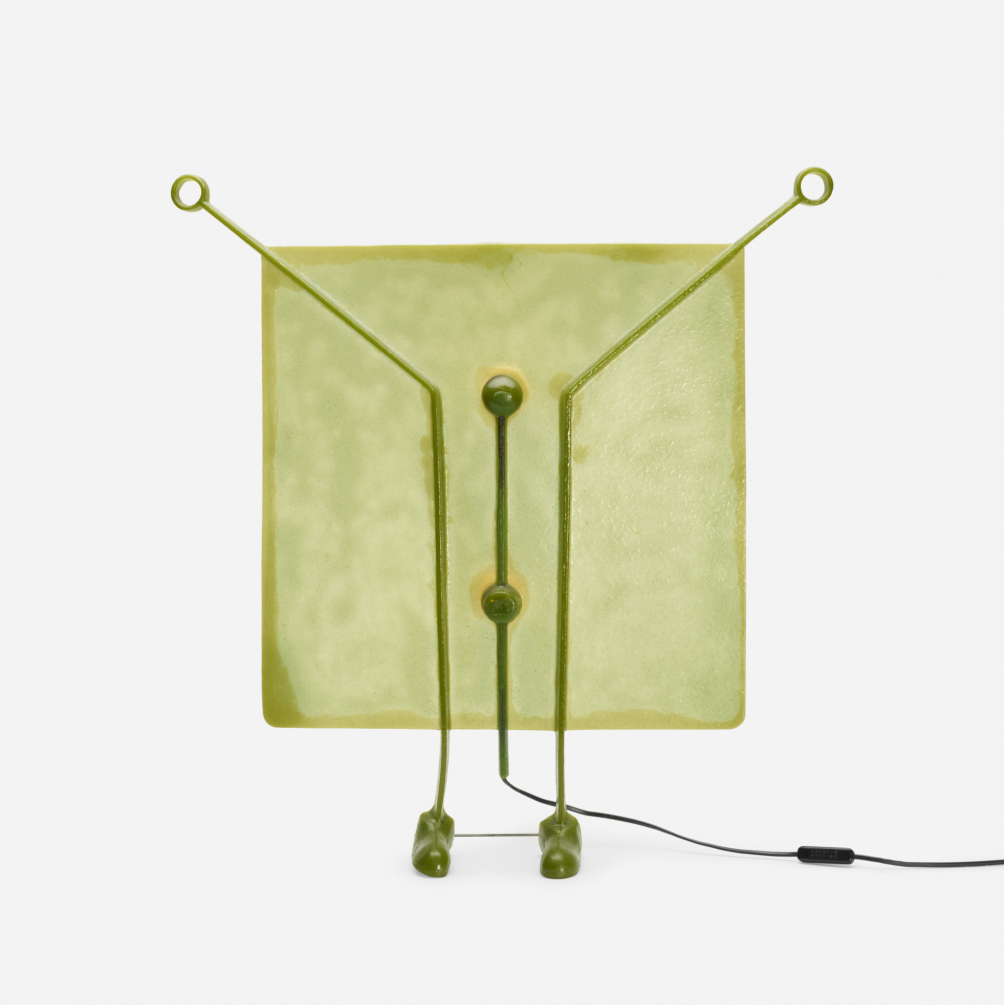284: Gaetano Pesce / Salvatore table lamp from the Open Sky series (1 of 2)