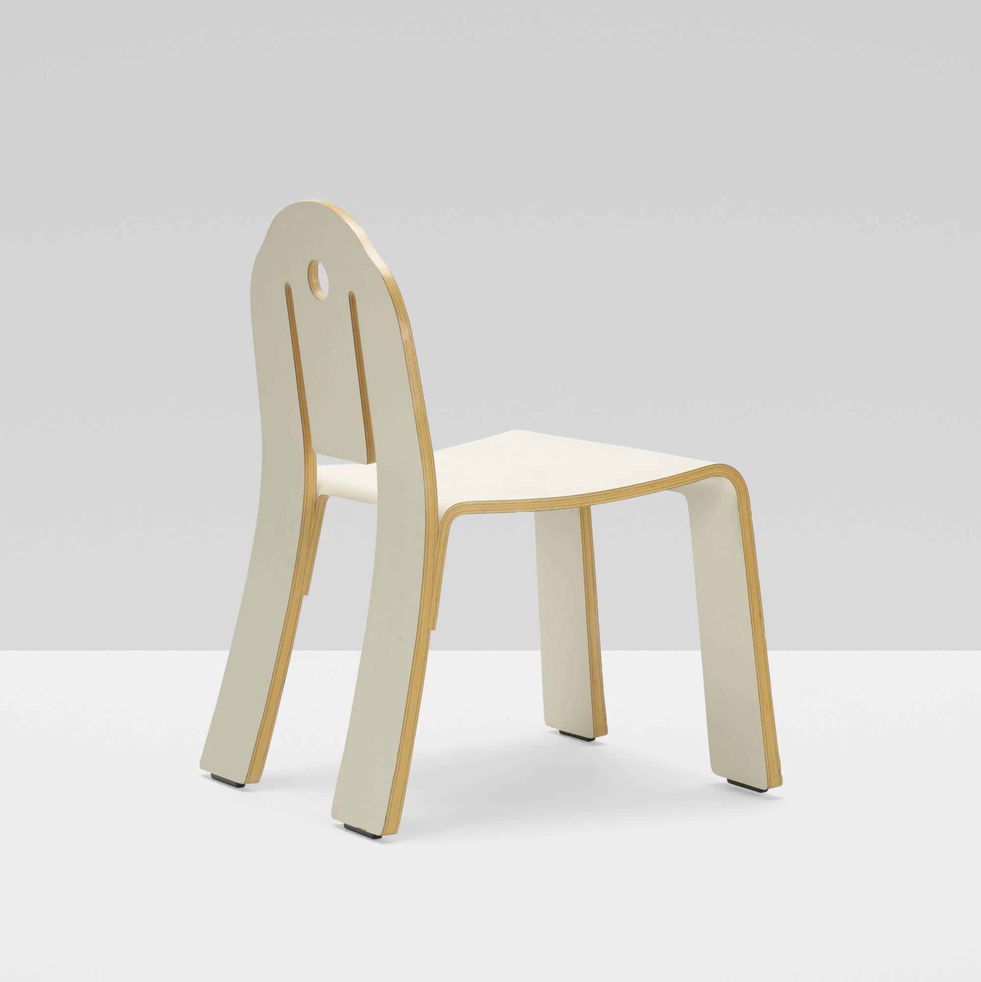 284: Robert Venturi / Art Deco chair (3 of 3)