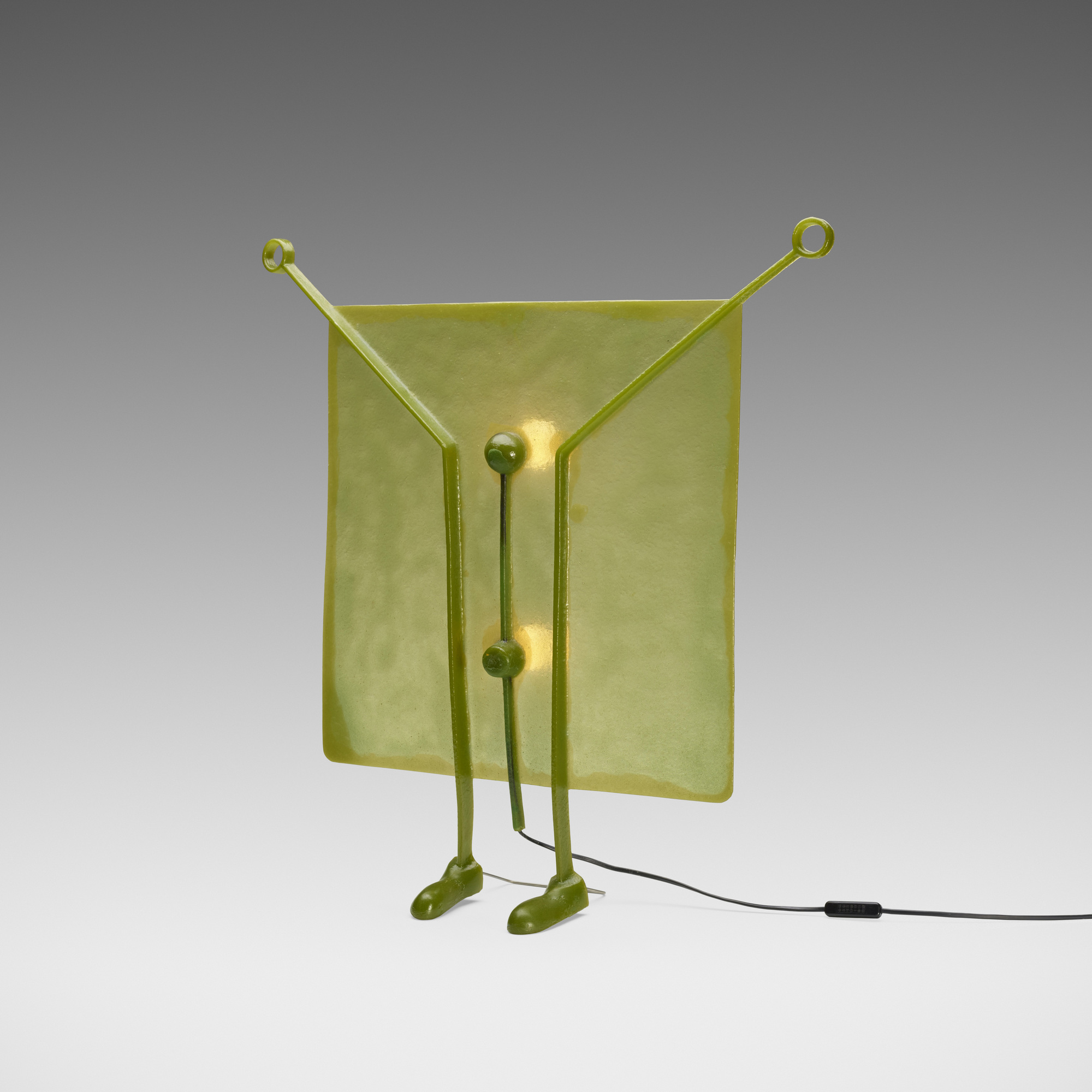 284: Gaetano Pesce / Salvatore table lamp from the Open Sky series (2 of 2)