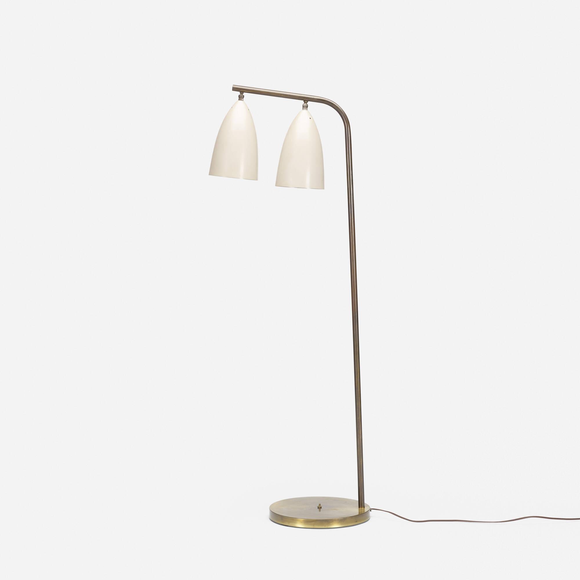 285 Greta Magnusson Grossman Floor Lamp Design 22 March 2018