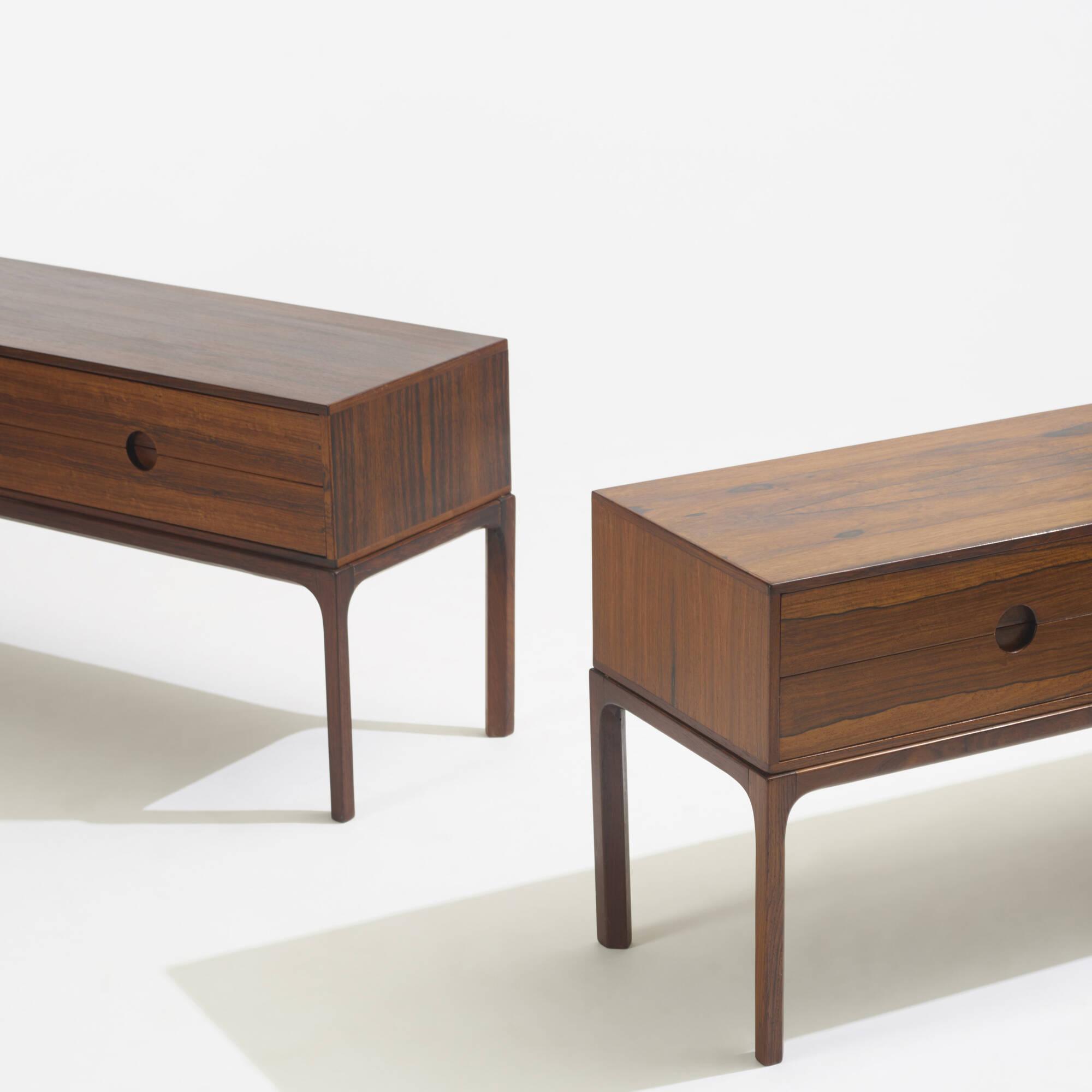 285: Aksel Kjersgaard / cabinets, pair (3 of 4)